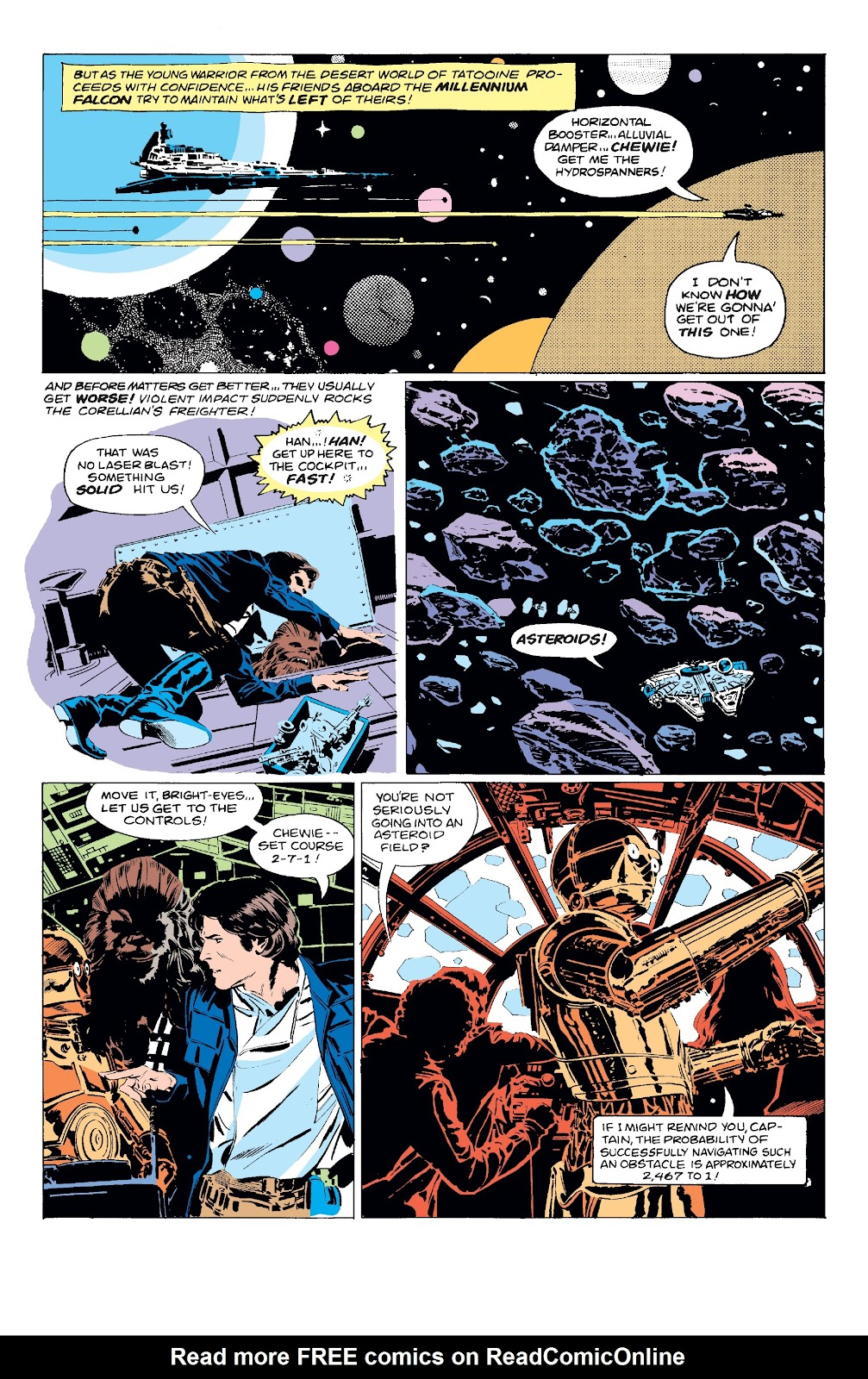 Read online Star Wars Legends: The Original Marvel Years - Epic Collection comic -  Issue # TPB 3 (Part 1) - 54