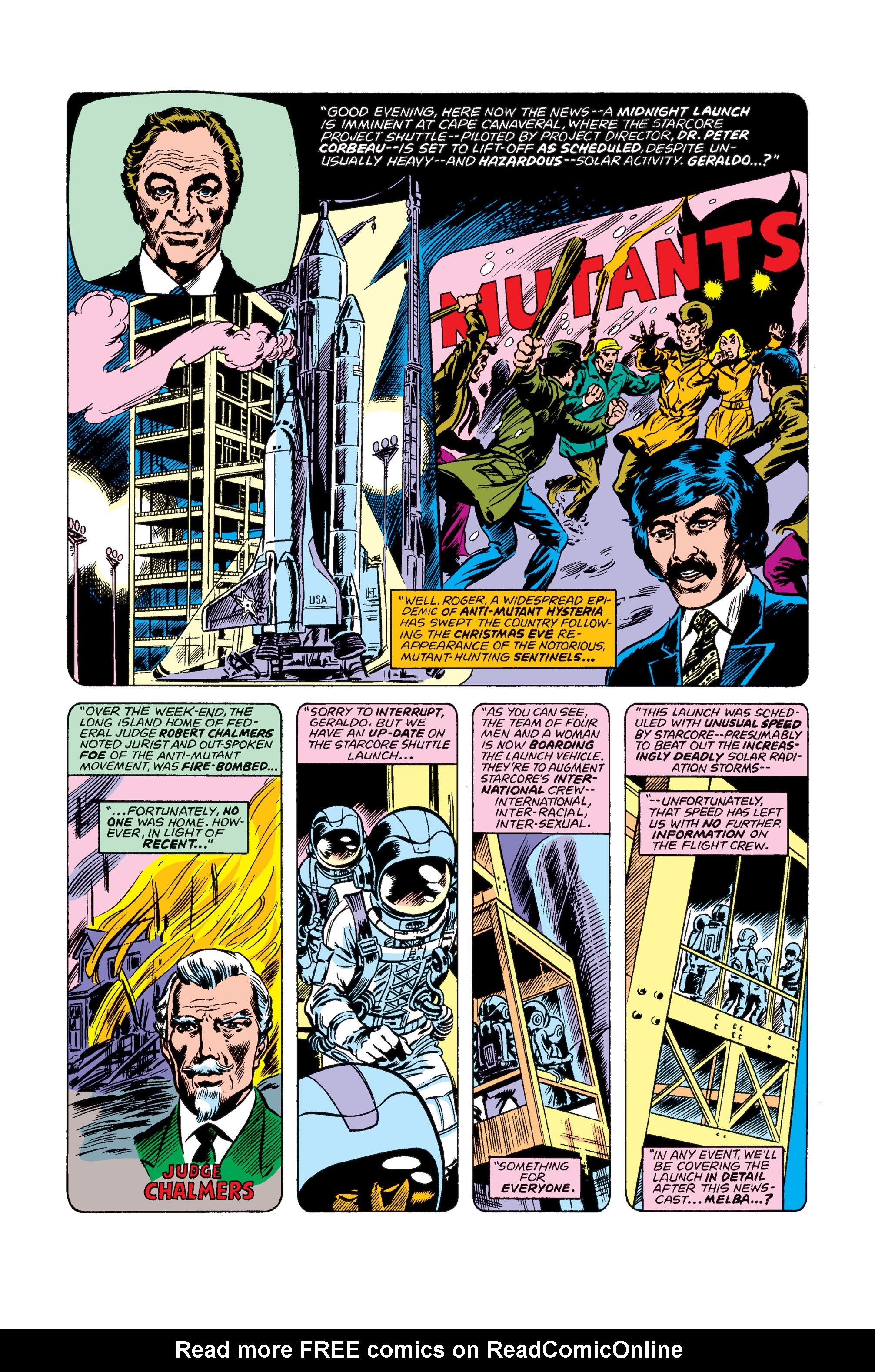 Uncanny X-Men (1963) 99 Page 3