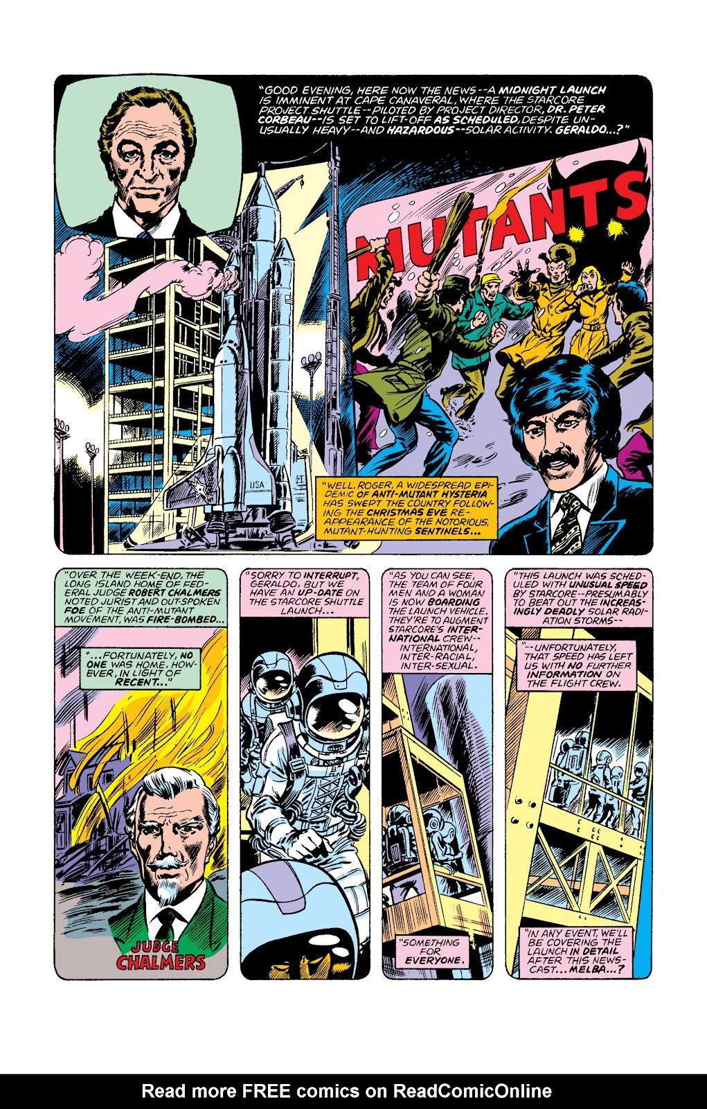 Uncanny X-Men (1963) issue 99 - Page 4