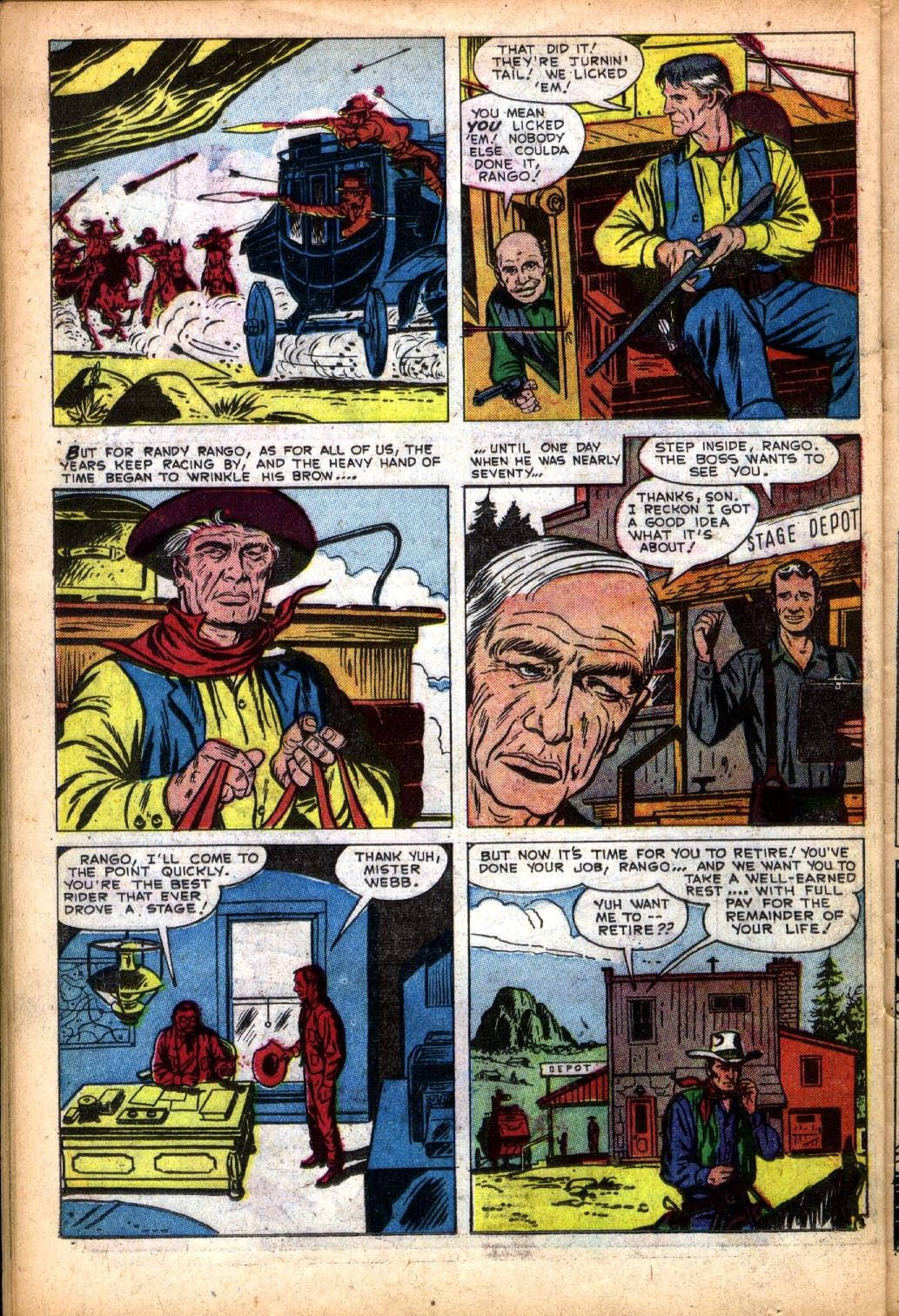 Gunsmoke Western issue 66 - Page 22