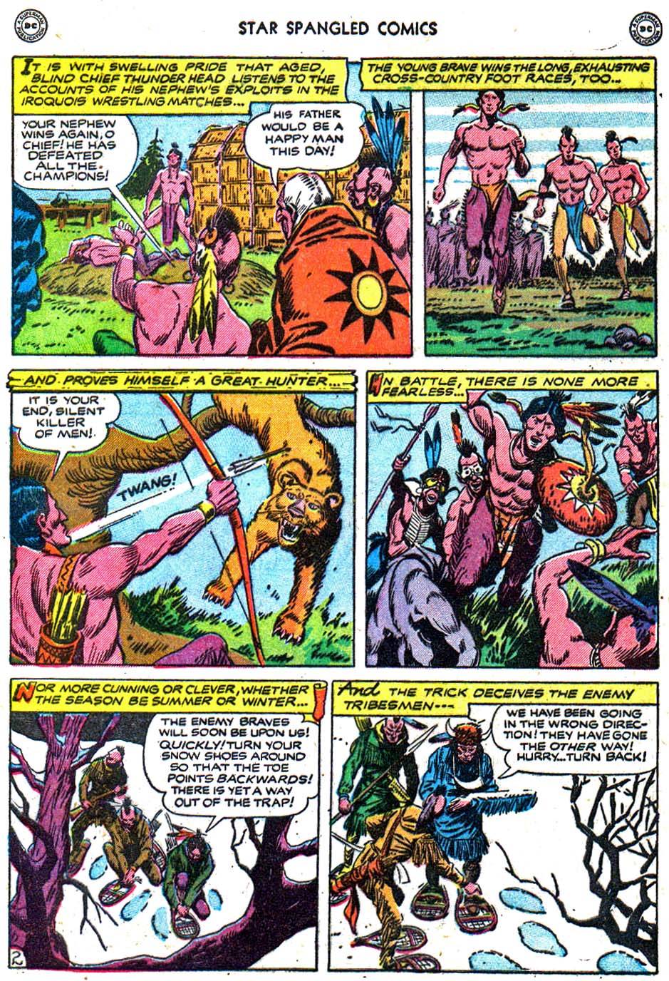 Star Spangled Comics (1941) issue 95 - Page 41