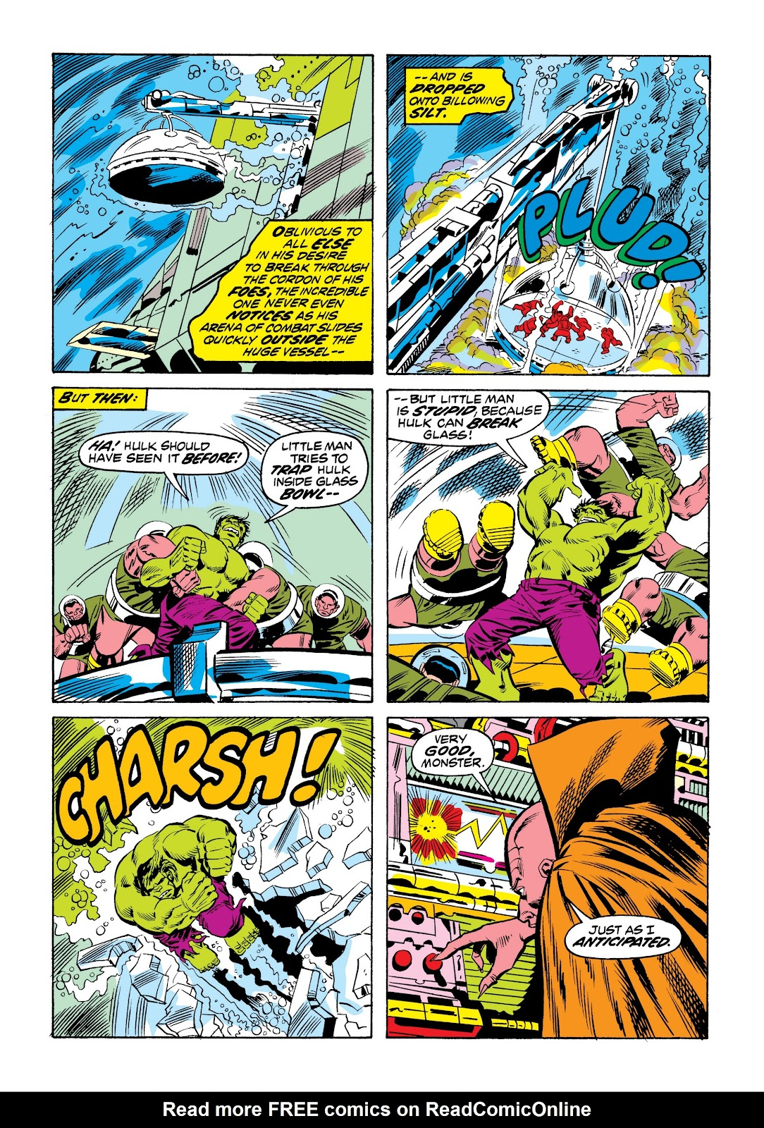 Read online Marvel Masterworks: The Incredible Hulk comic -  Issue # TPB 9 (Part 2) - 75