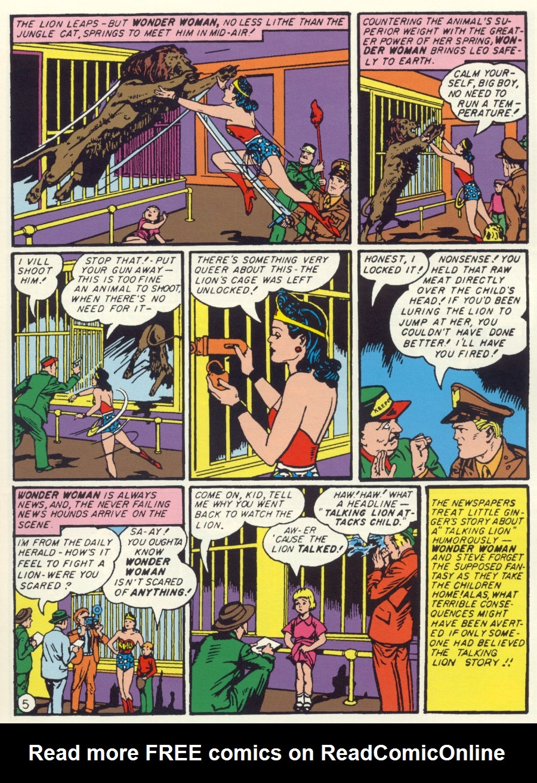 Read online Sensation (Mystery) Comics comic -  Issue #17 - 7