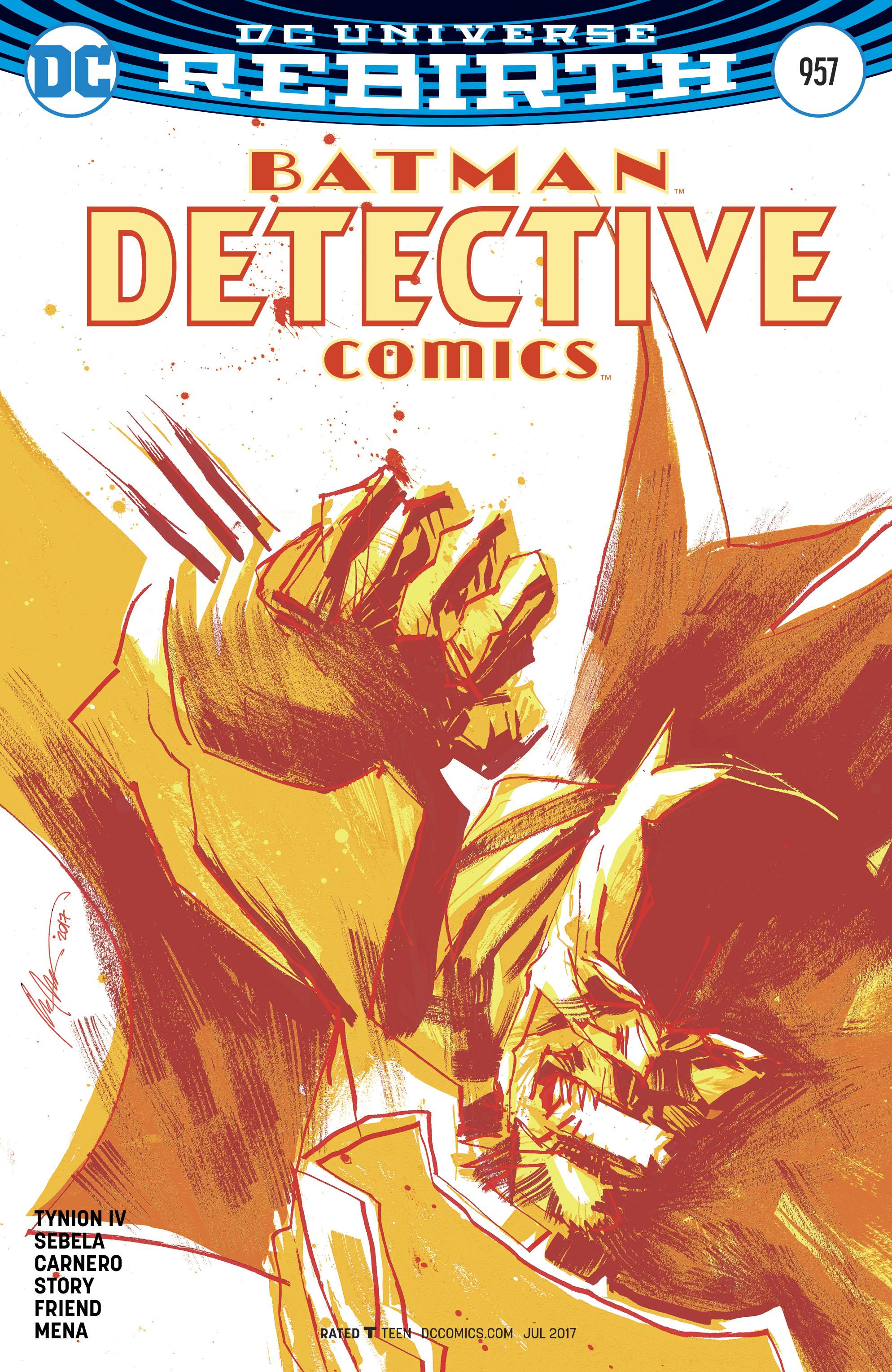 Read online Detective Comics (2016) comic -  Issue #957 - 3