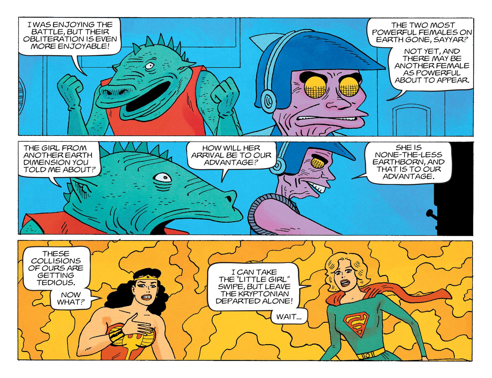 Read online Sensation Comics Featuring Wonder Woman comic -  Issue #14 - 21