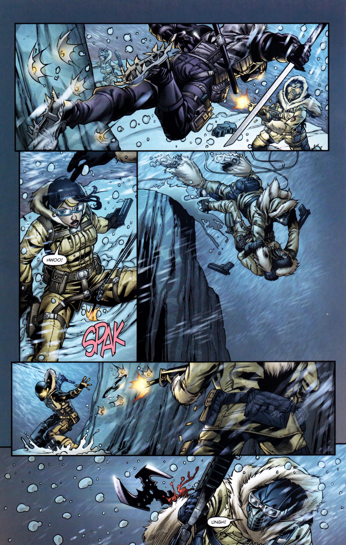 Read online G.I. Joe: Snake Eyes comic -  Issue #1 - 23