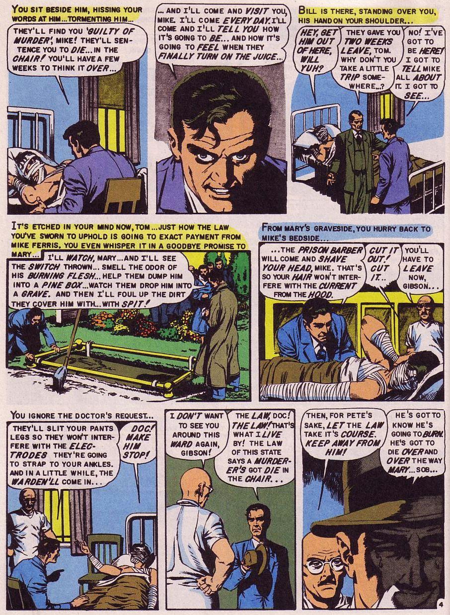 Read online Shock SuspenStories comic -  Issue #15 - 27