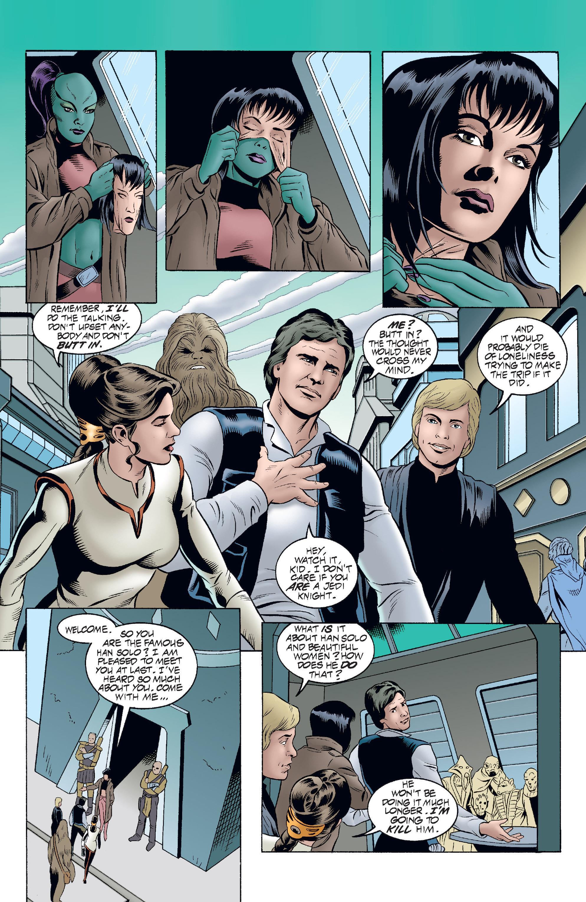 Read online Star Wars Omnibus comic -  Issue # Vol. 11 - 352