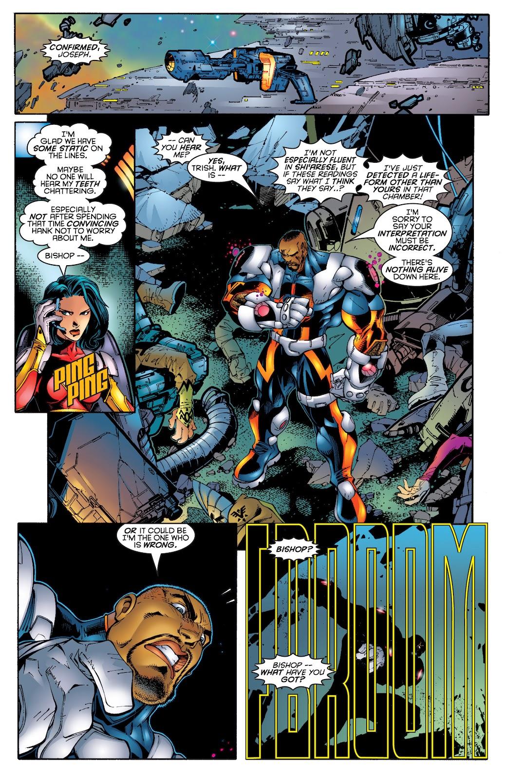 Uncanny X-Men (1963) issue 342 - Page 21