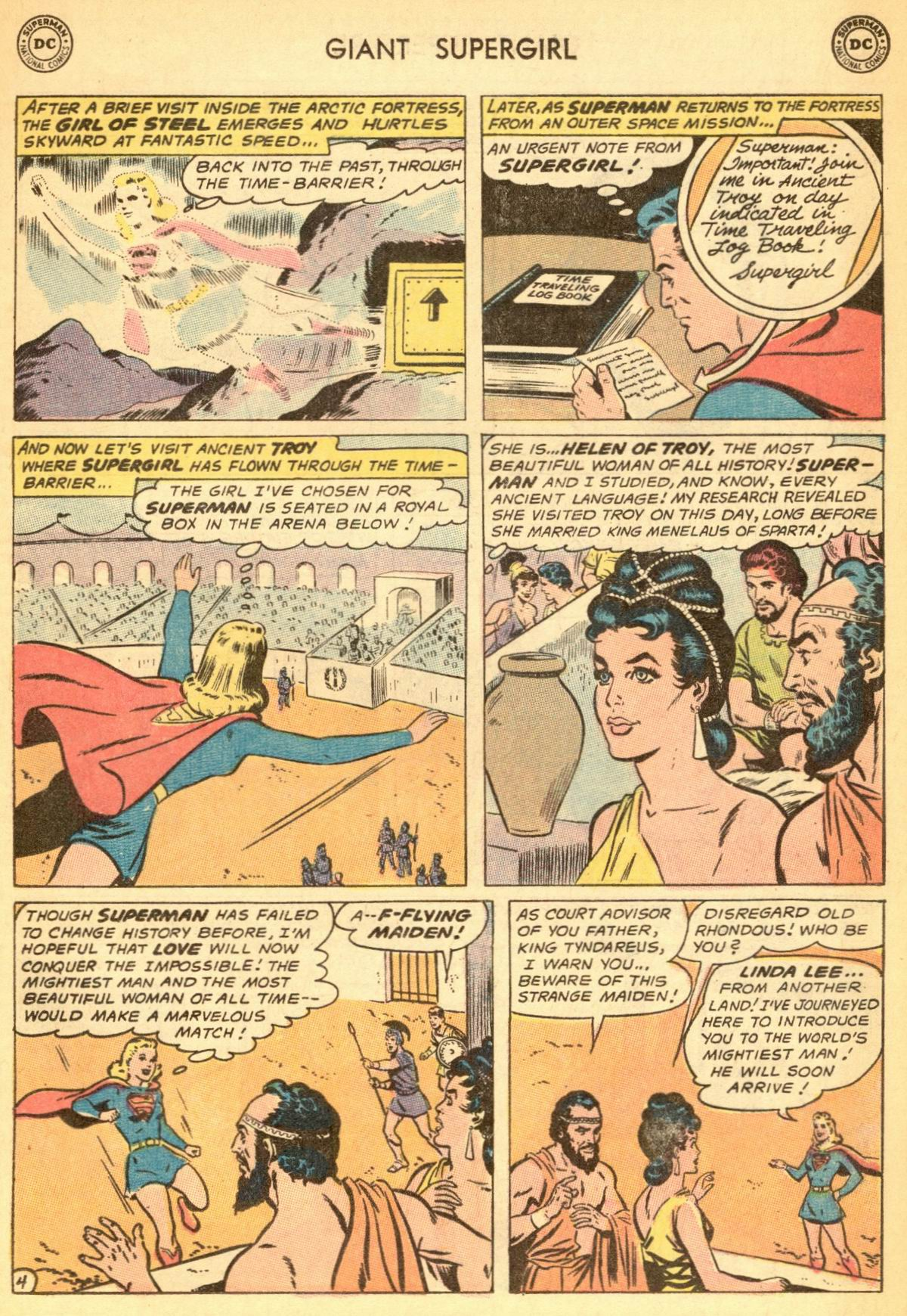 Read online Adventure Comics (1938) comic -  Issue #390 - 7