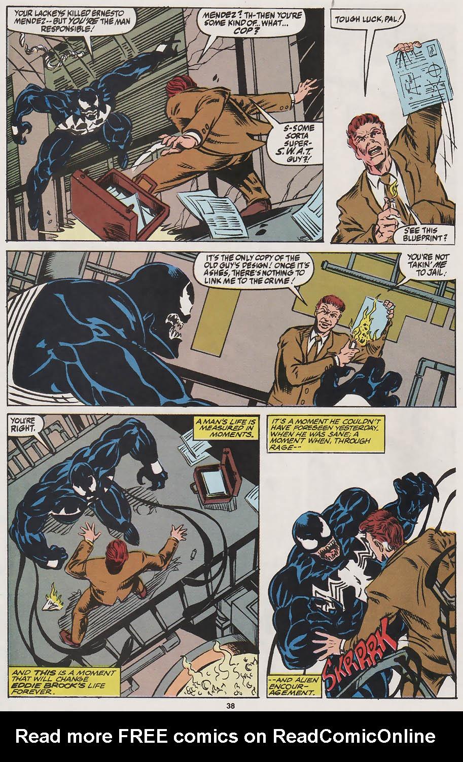 Web of Spider-Man (1985) _Annual 8 #8 - English 34