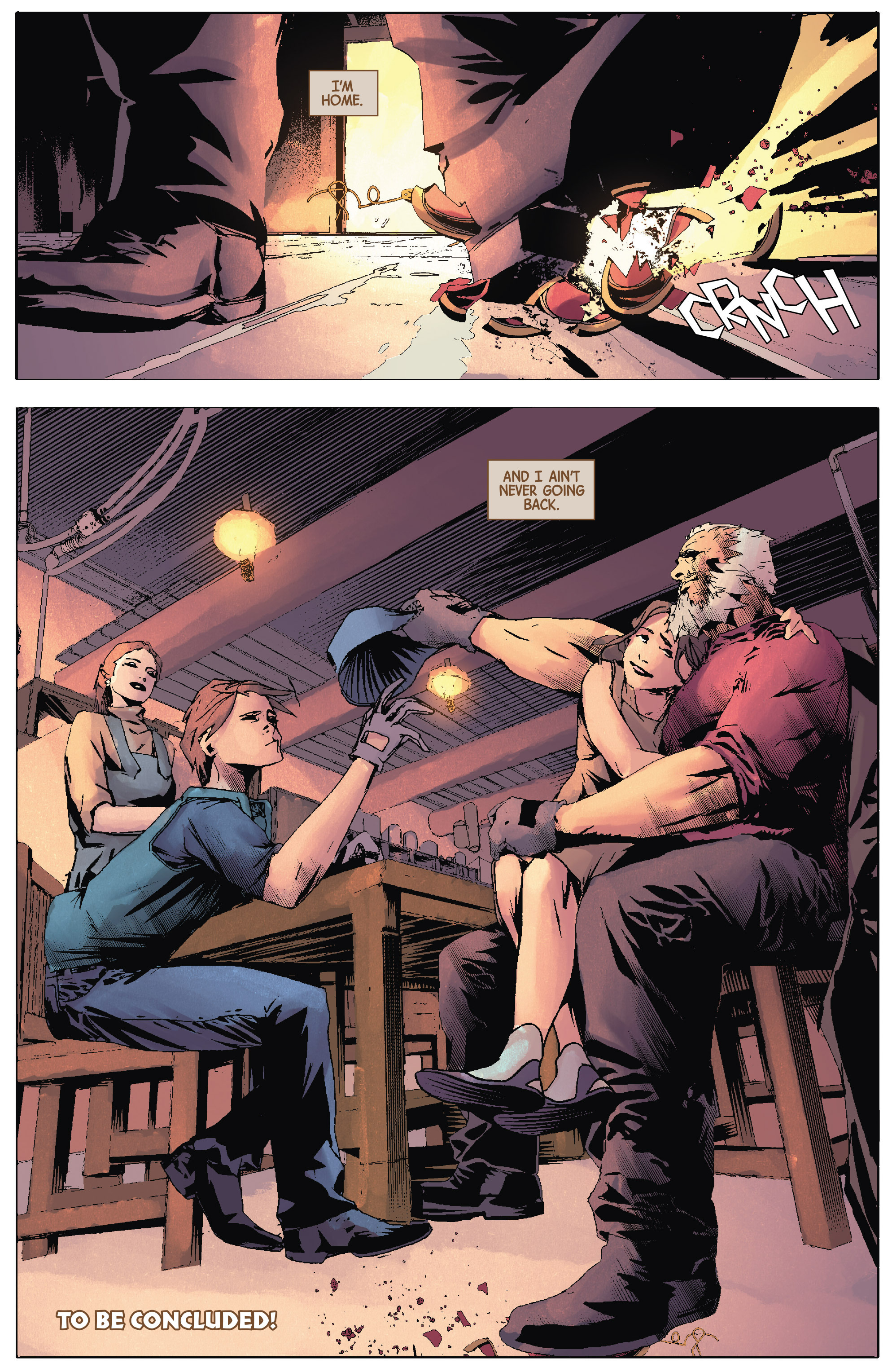 Read online Old Man Logan (2016) comic -  Issue #23 - 19