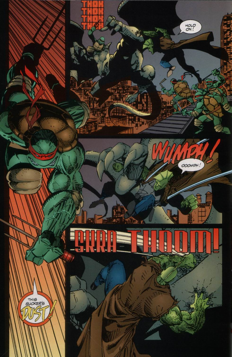 The Savage Dragon (1993) Issue #2 #4 - English 14