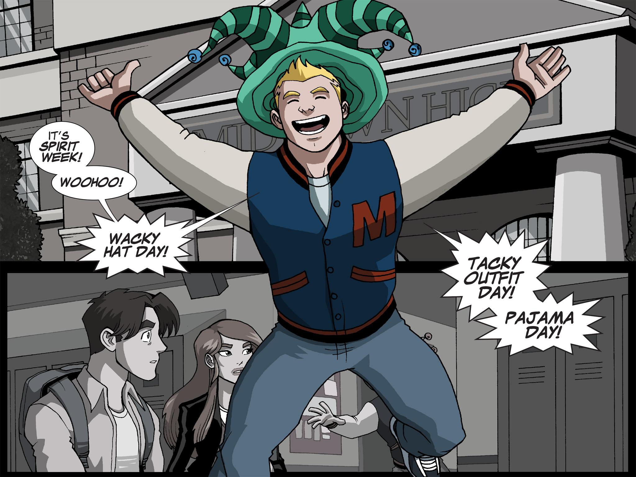 Read online Ultimate Spider-Man (Infinite Comics) (2015) comic -  Issue #19 - 42