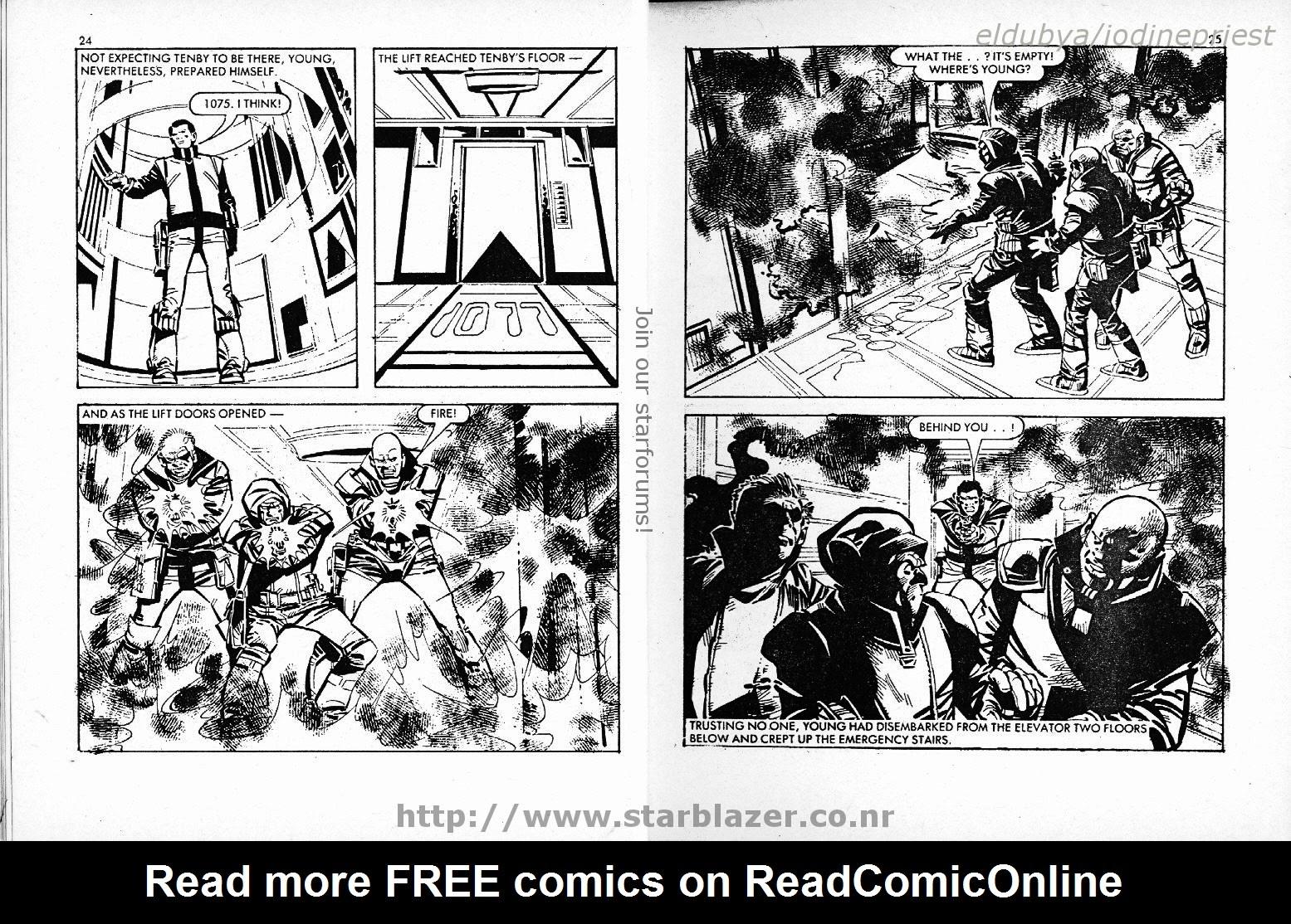 Starblazer issue 165 - Page 14