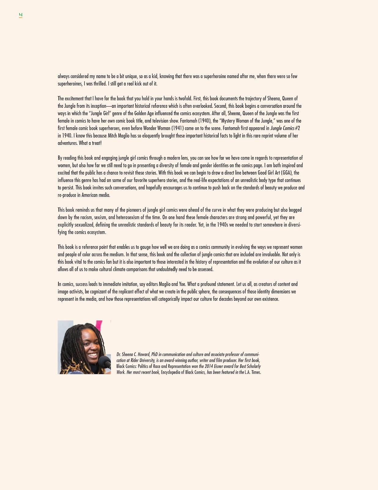 Read online Jungle Girls comic -  Issue # TPB (Part 1) - 6