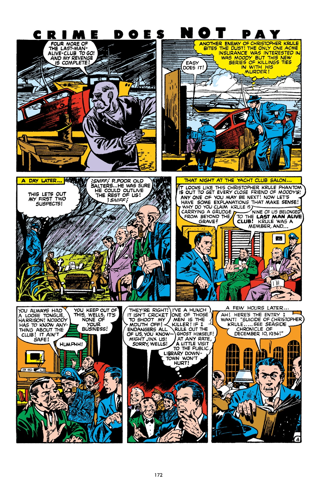 Read online Crime Does Not Pay Archives comic -  Issue # TPB 8 (Part 2) - 73
