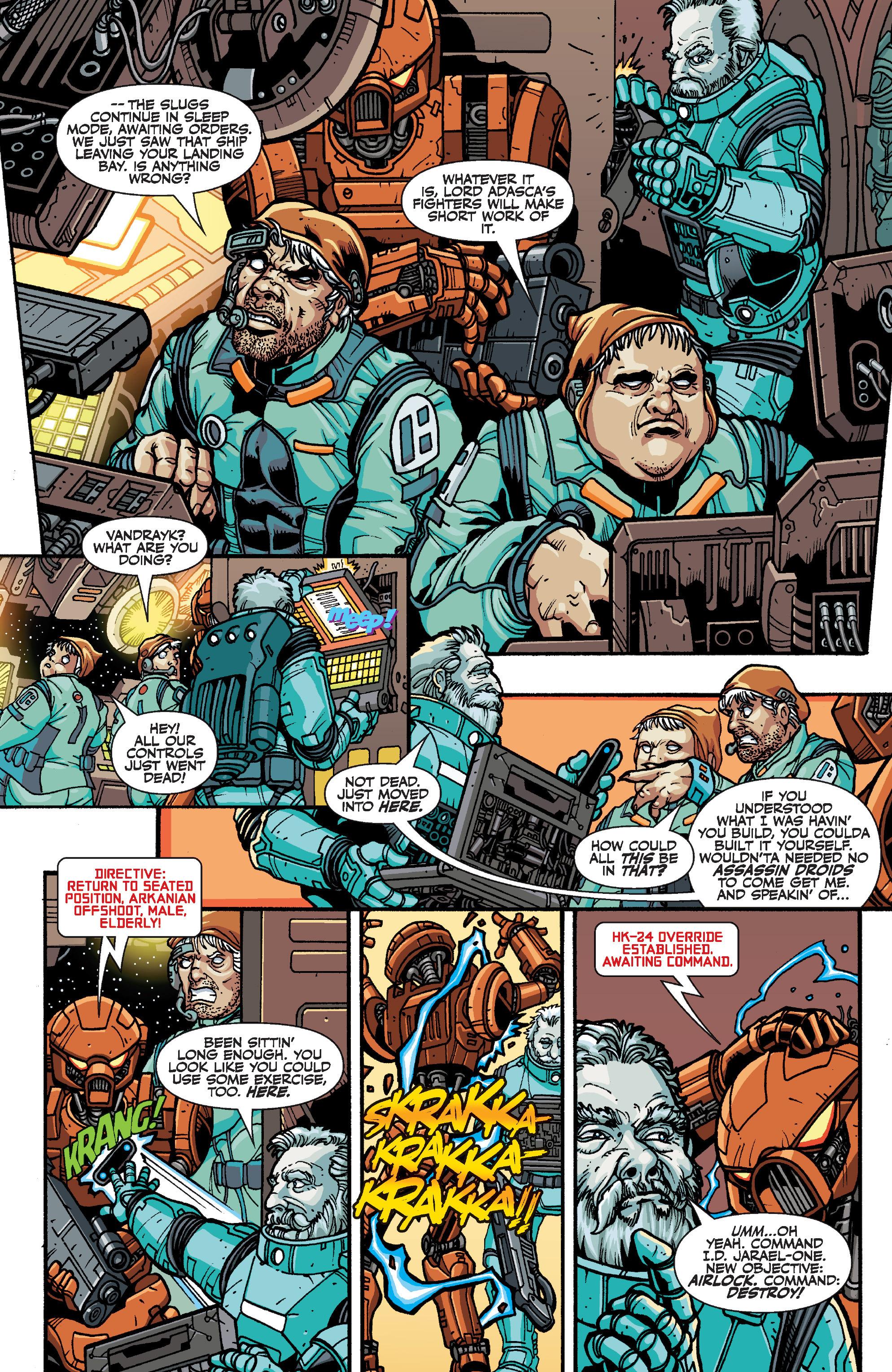 Read online Star Wars Omnibus comic -  Issue # Vol. 32 - 63