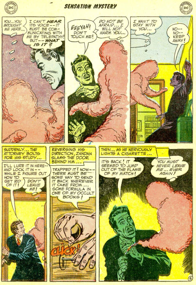 Read online Sensation (Mystery) Comics comic -  Issue #111 - 5