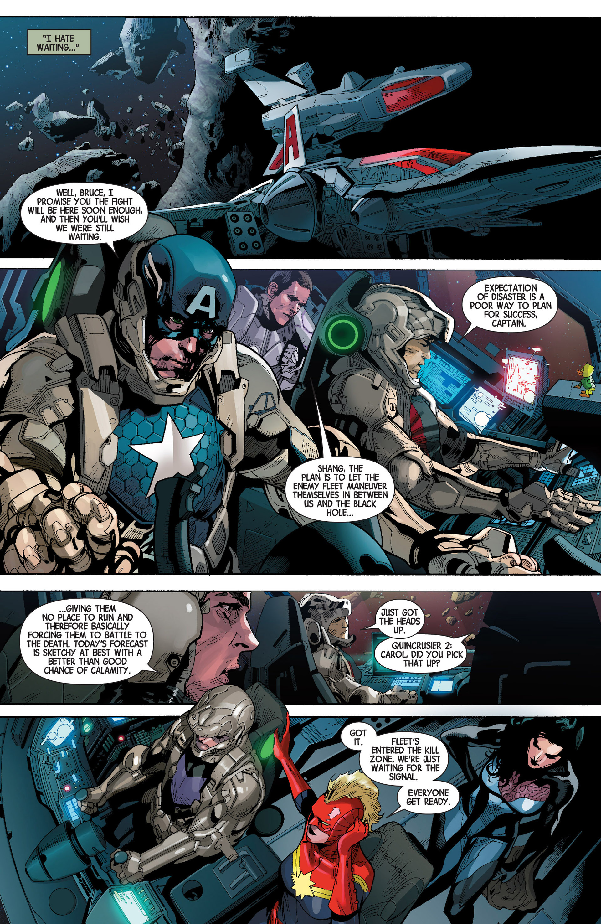 Read online Avengers (2013) comic -  Issue #18 - 18