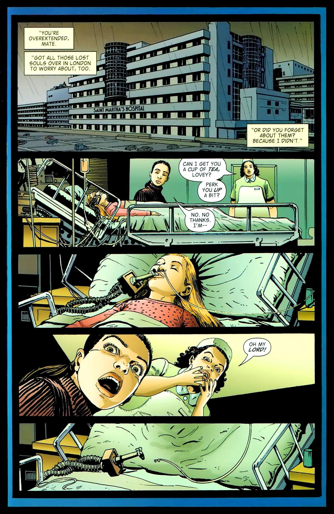 Read online John Constantine Hellblazer: All His Engines comic -  Issue # Full - 105
