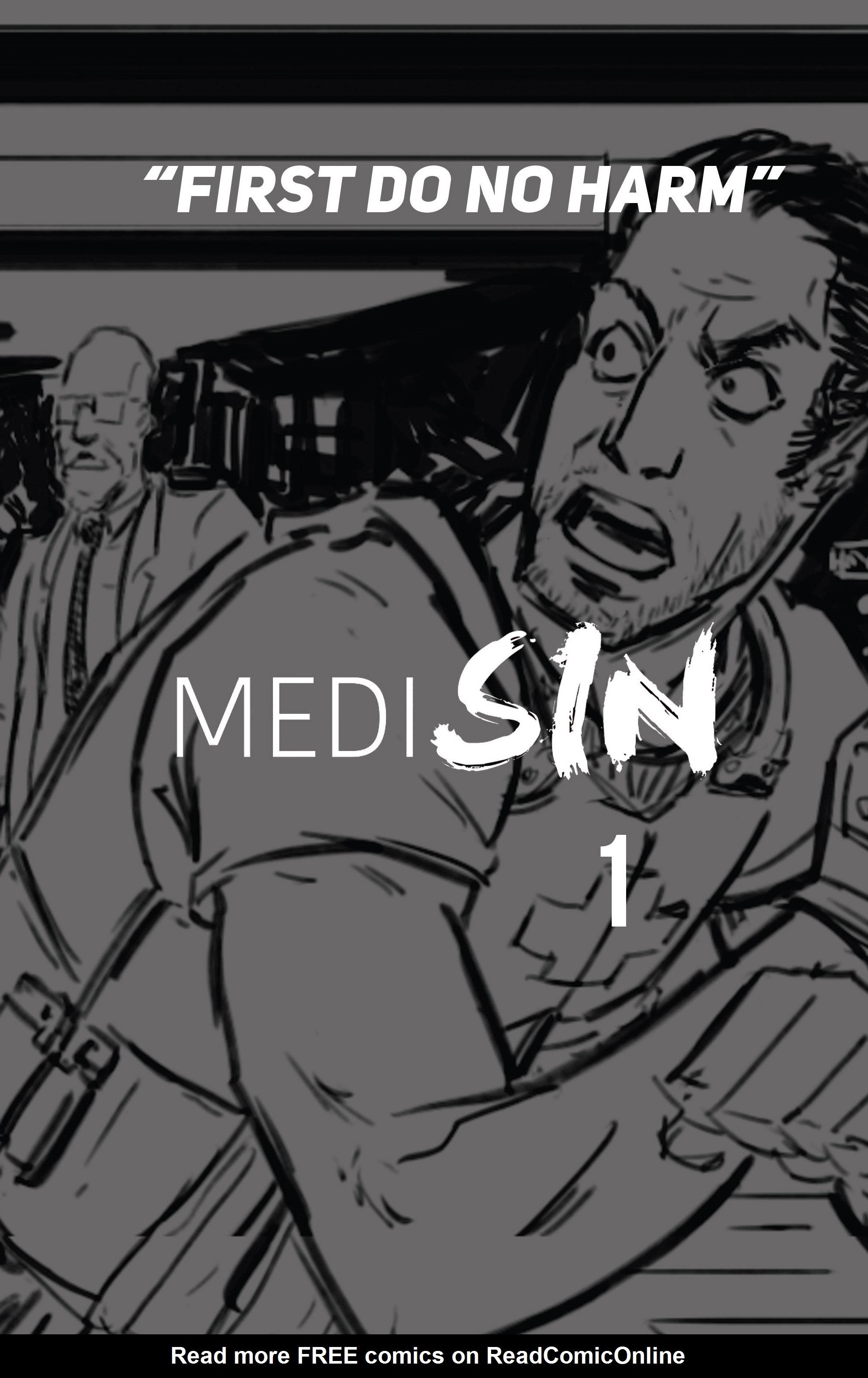 Read online Medisin comic -  Issue #1 - 2