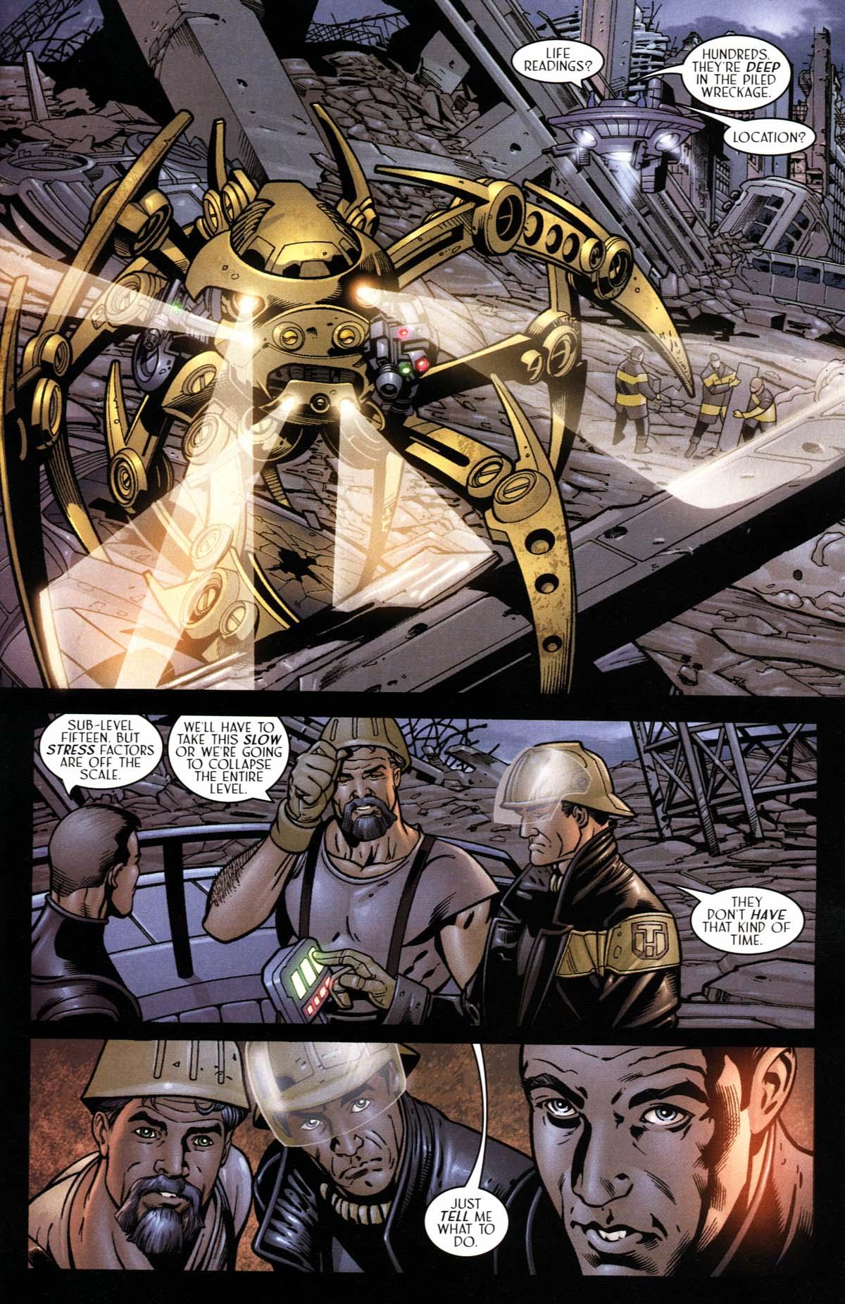 Read online Sigil (2000) comic -  Issue #24 - 17