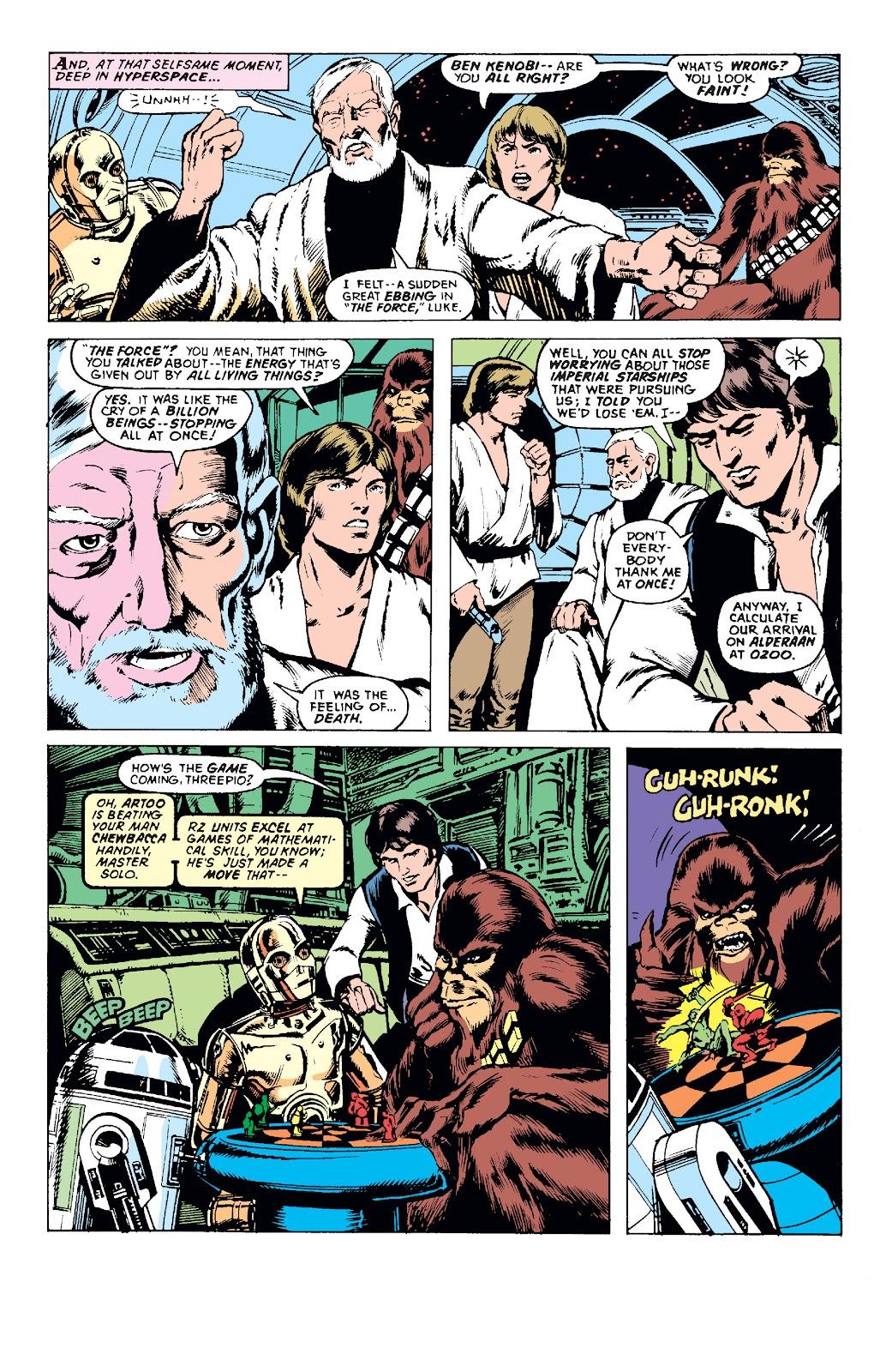 Star Wars (1977) Issue #3 #6 - English 4