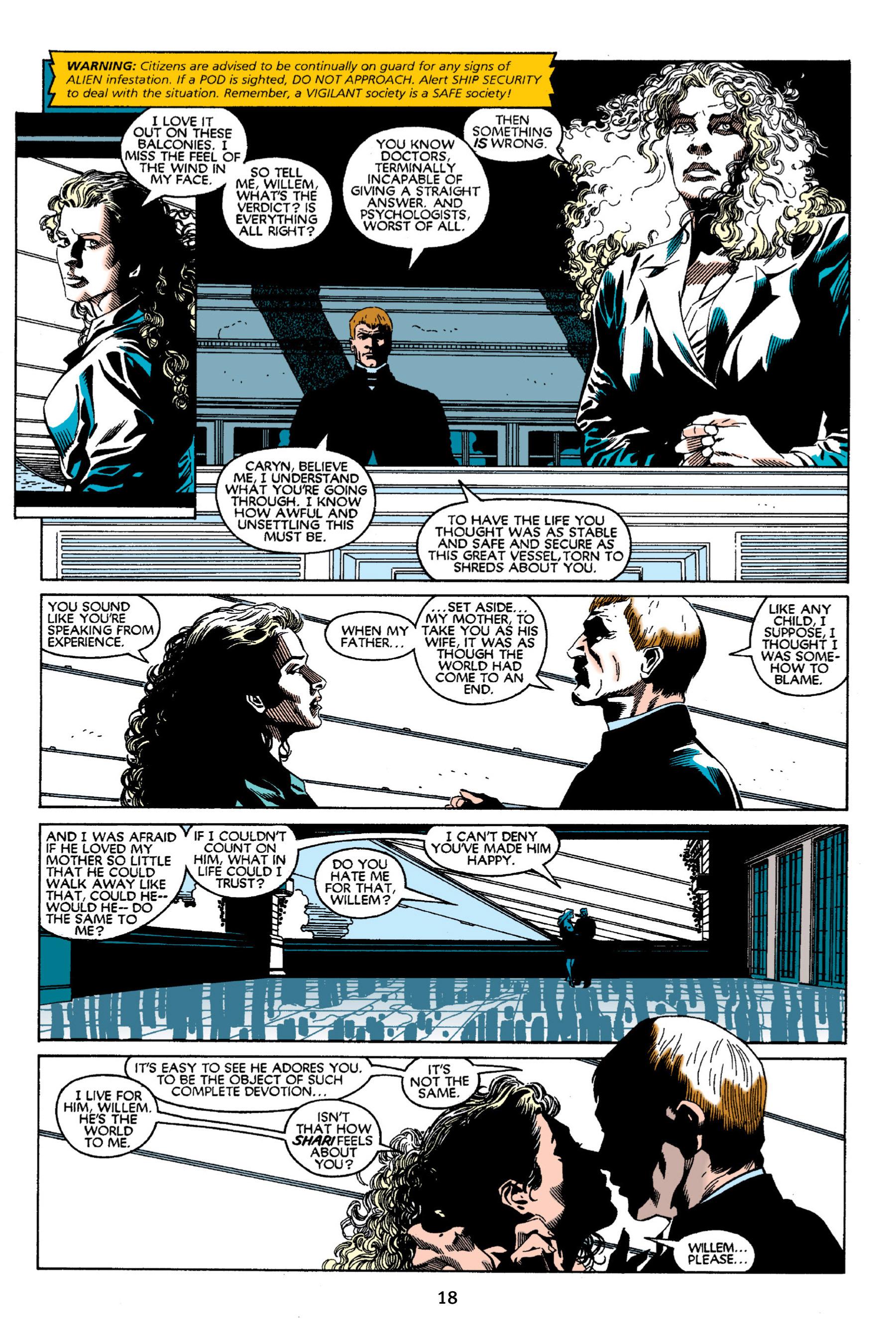 Read online Aliens vs. Predator Omnibus comic -  Issue # _TPB 2 Part 1 - 18