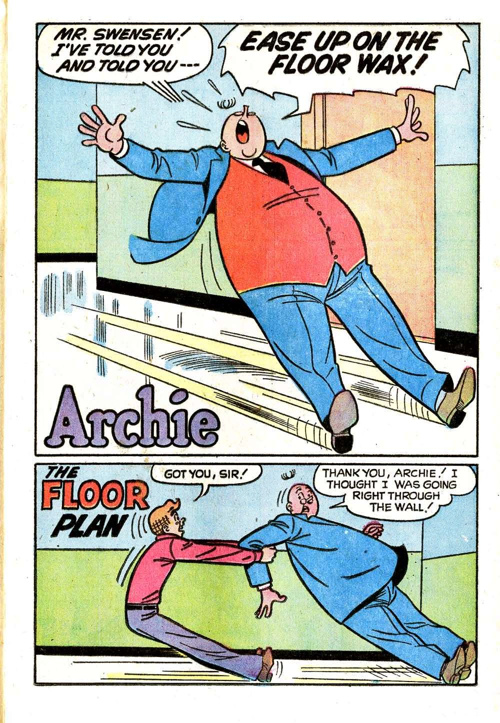 Read online Archie (1960) comic -  Issue #227 - 13