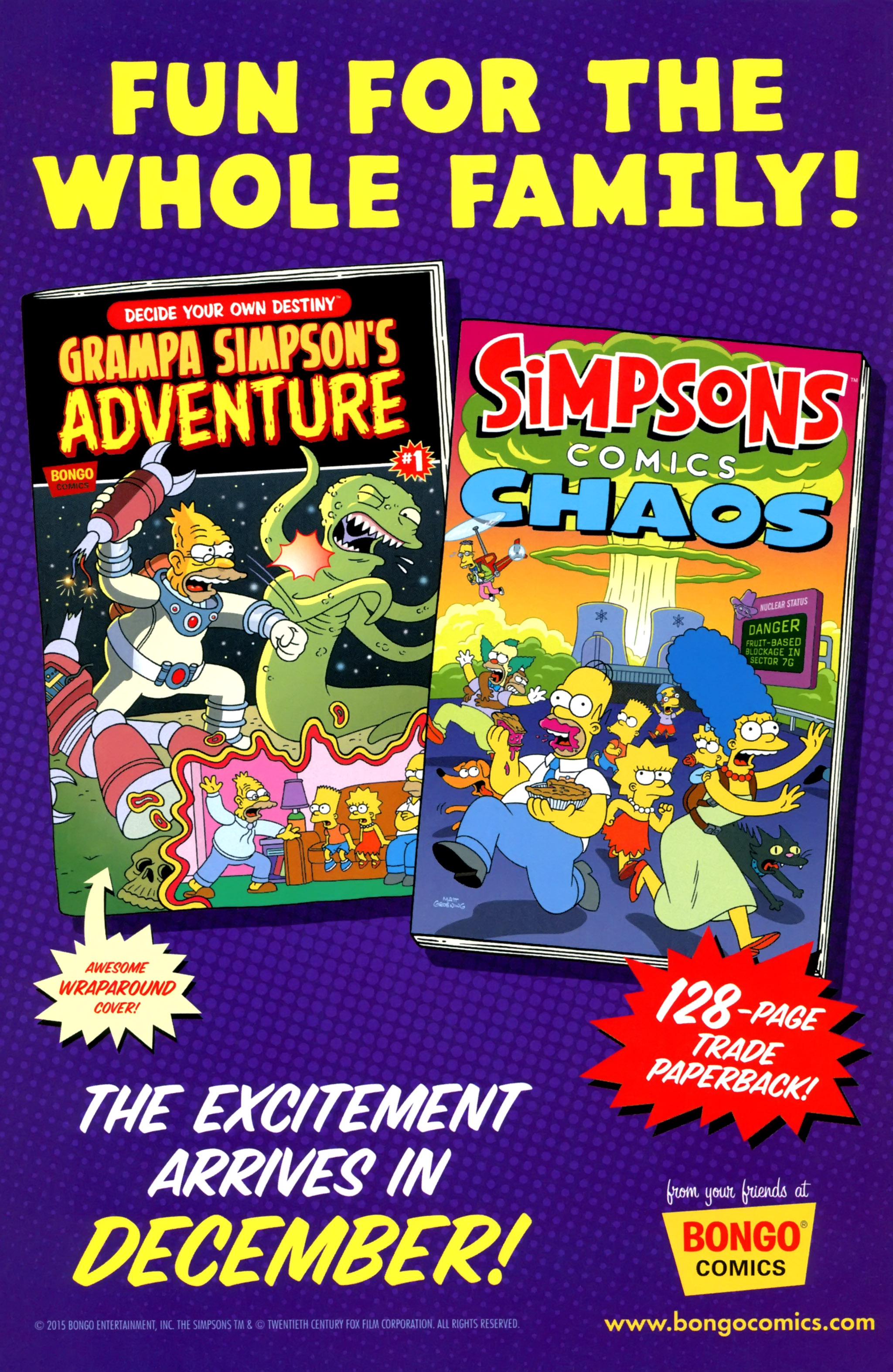 Read online Simpsons Illustrated (2012) comic -  Issue #20 - 2