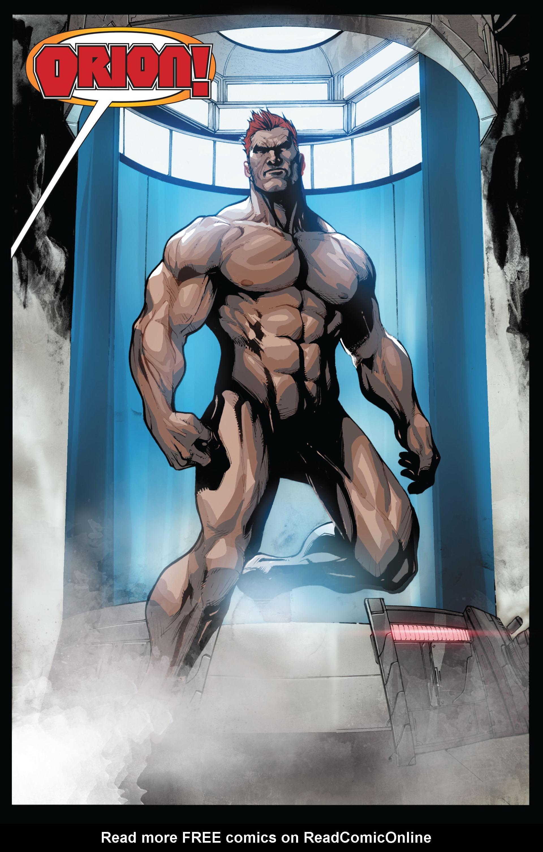 Read online Secret Warriors comic -  Issue #14 - 23