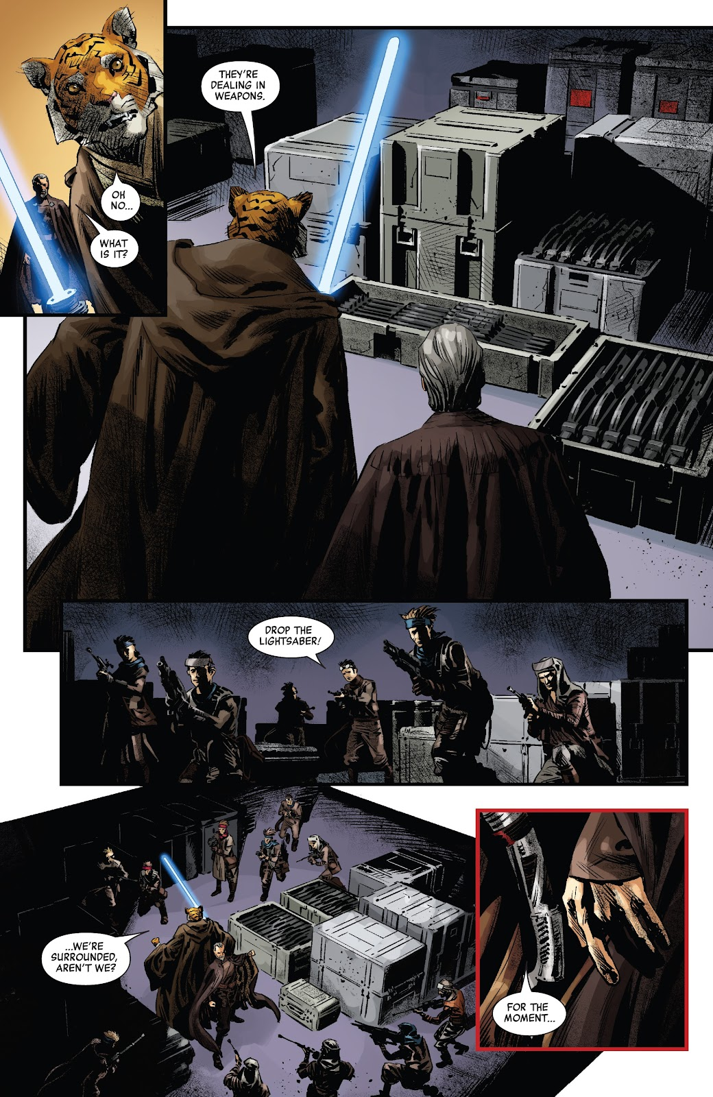 Read online Star Wars: Age of Republic - Count Dooku comic -  Issue # Full - 18