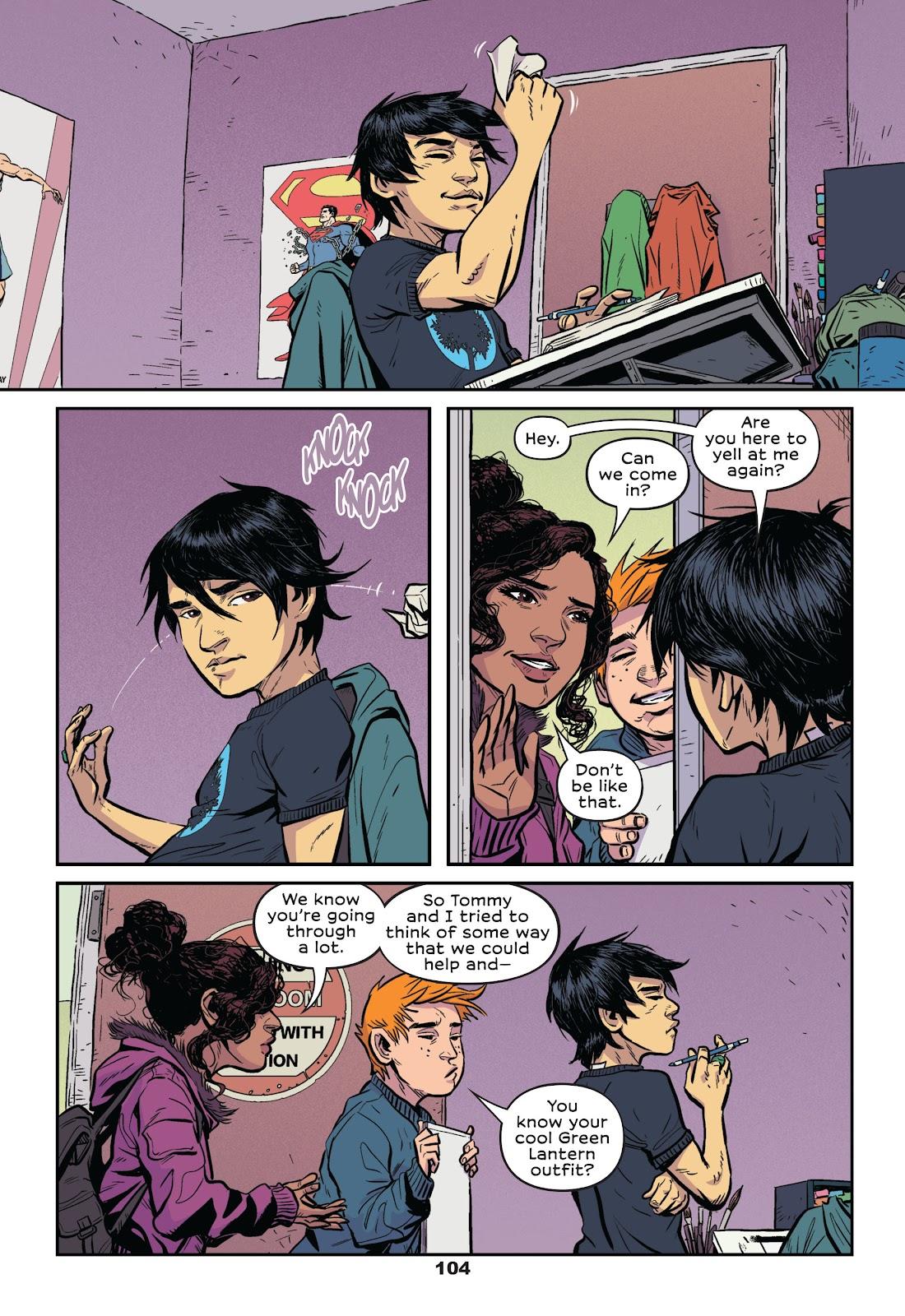 Read online Green Lantern: Legacy comic -  Issue # TPB - 102