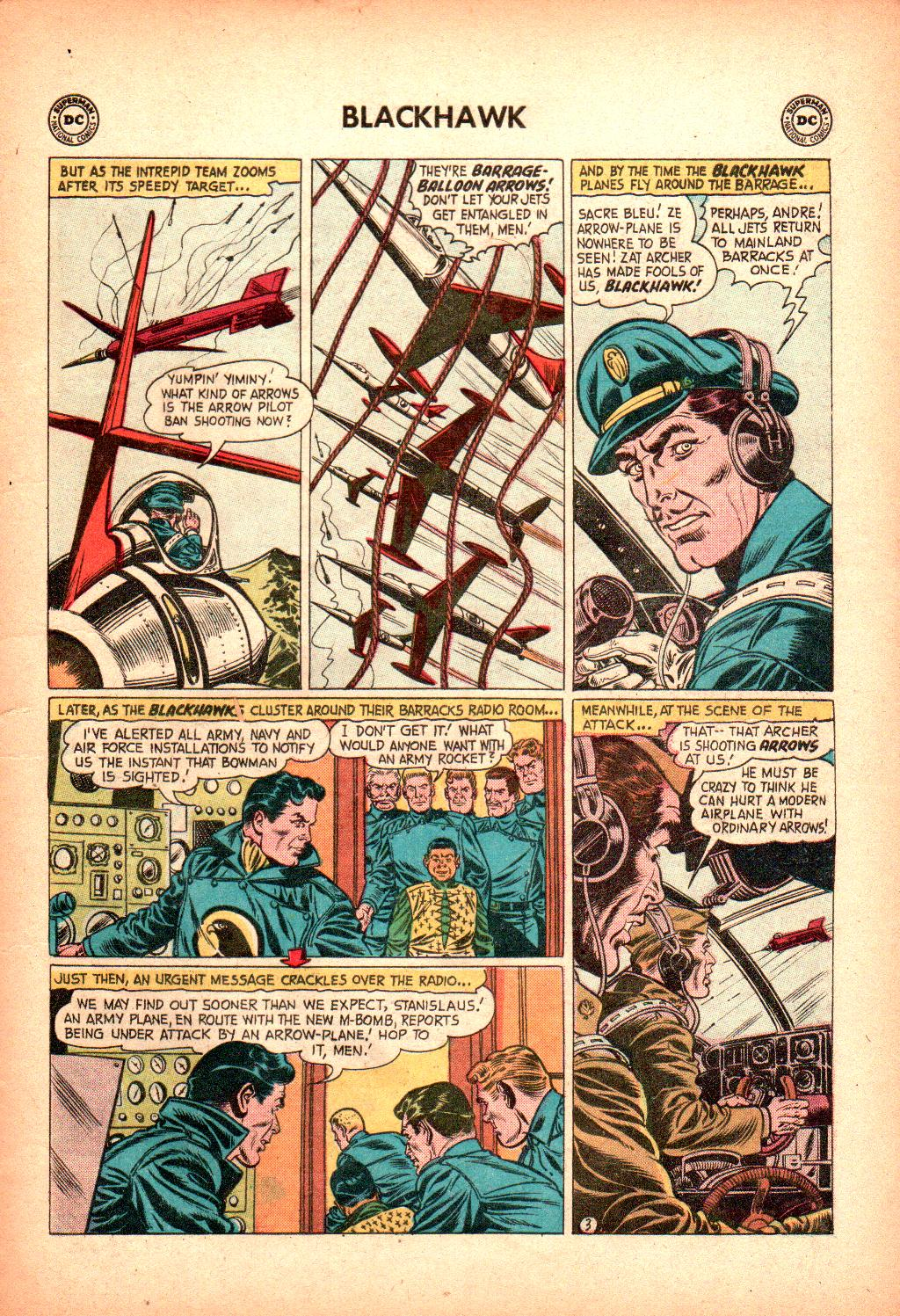 Blackhawk (1957) Issue #128 #21 - English 5