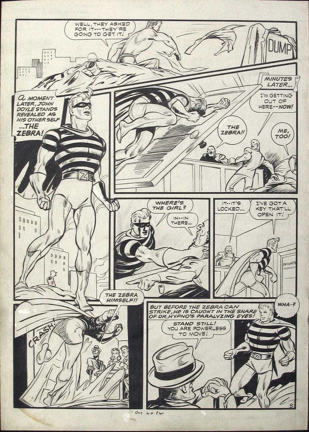 Green Hornet Comics issue 9 - Page 20