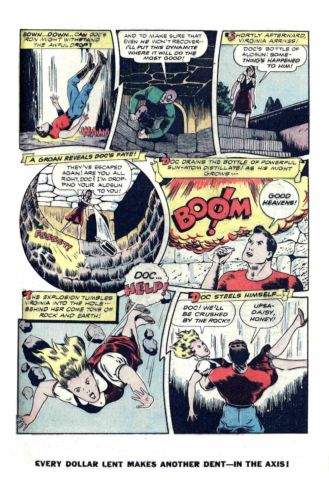Read online America's Best Comics comic -  Issue #13 - 47