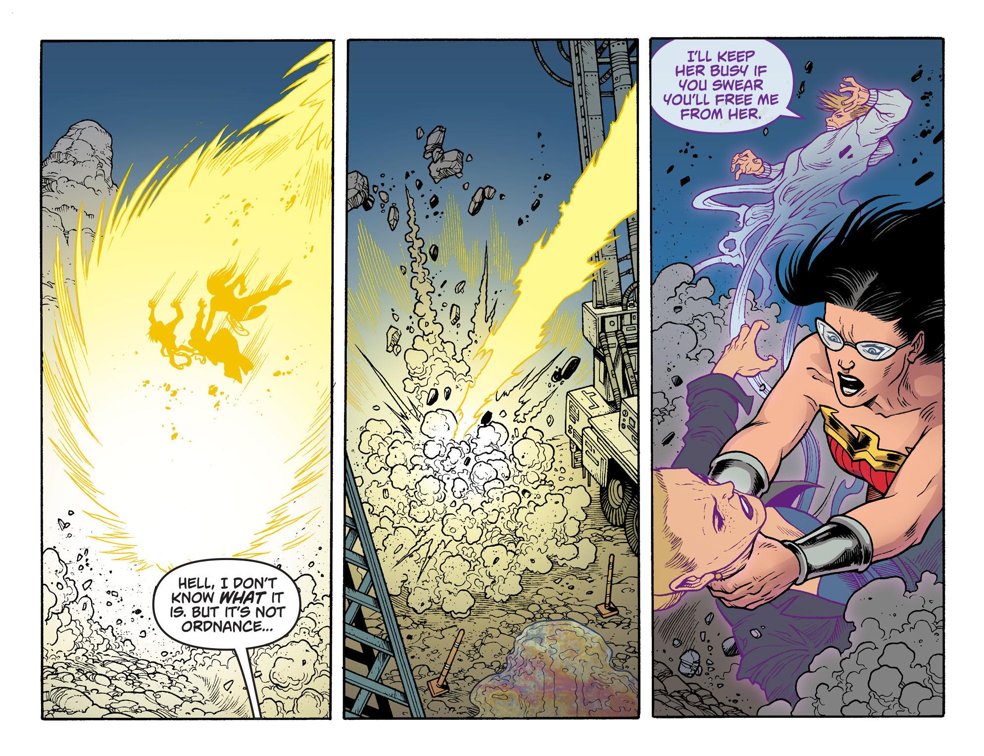 Read online Sensation Comics Featuring Wonder Woman comic -  Issue #44 - 6