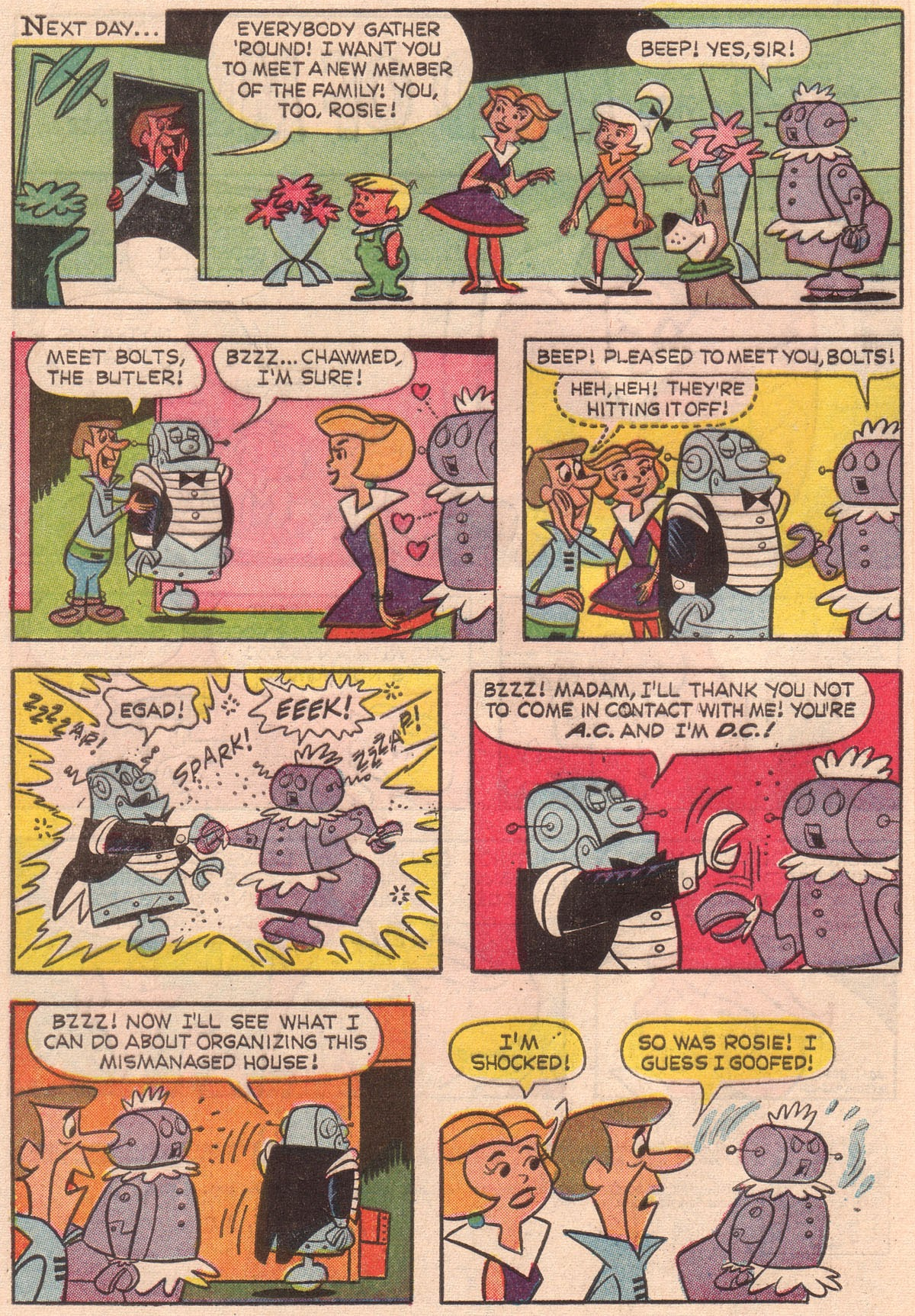 The Jetsons (1963) issue 26 - Page 4