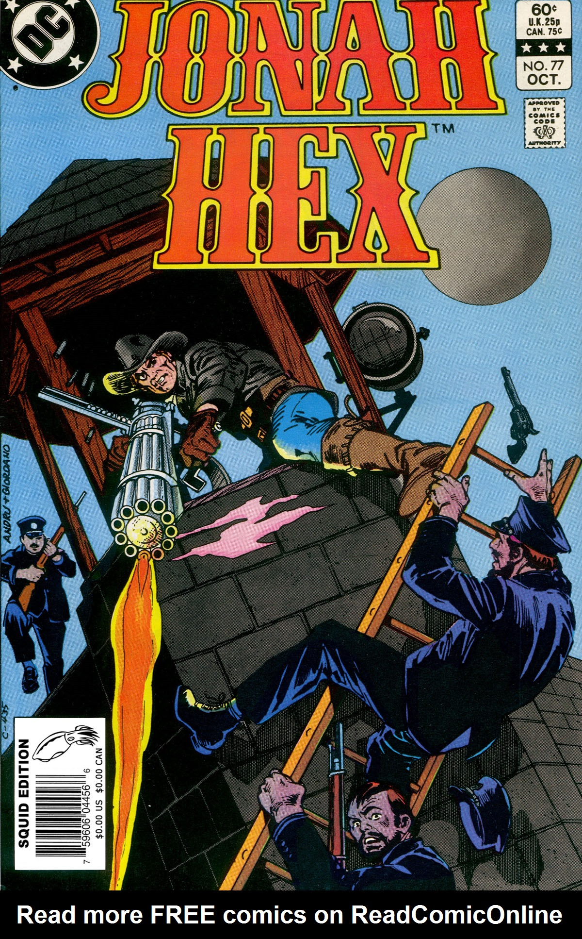 Jonah Hex (1977) 77 Page 1