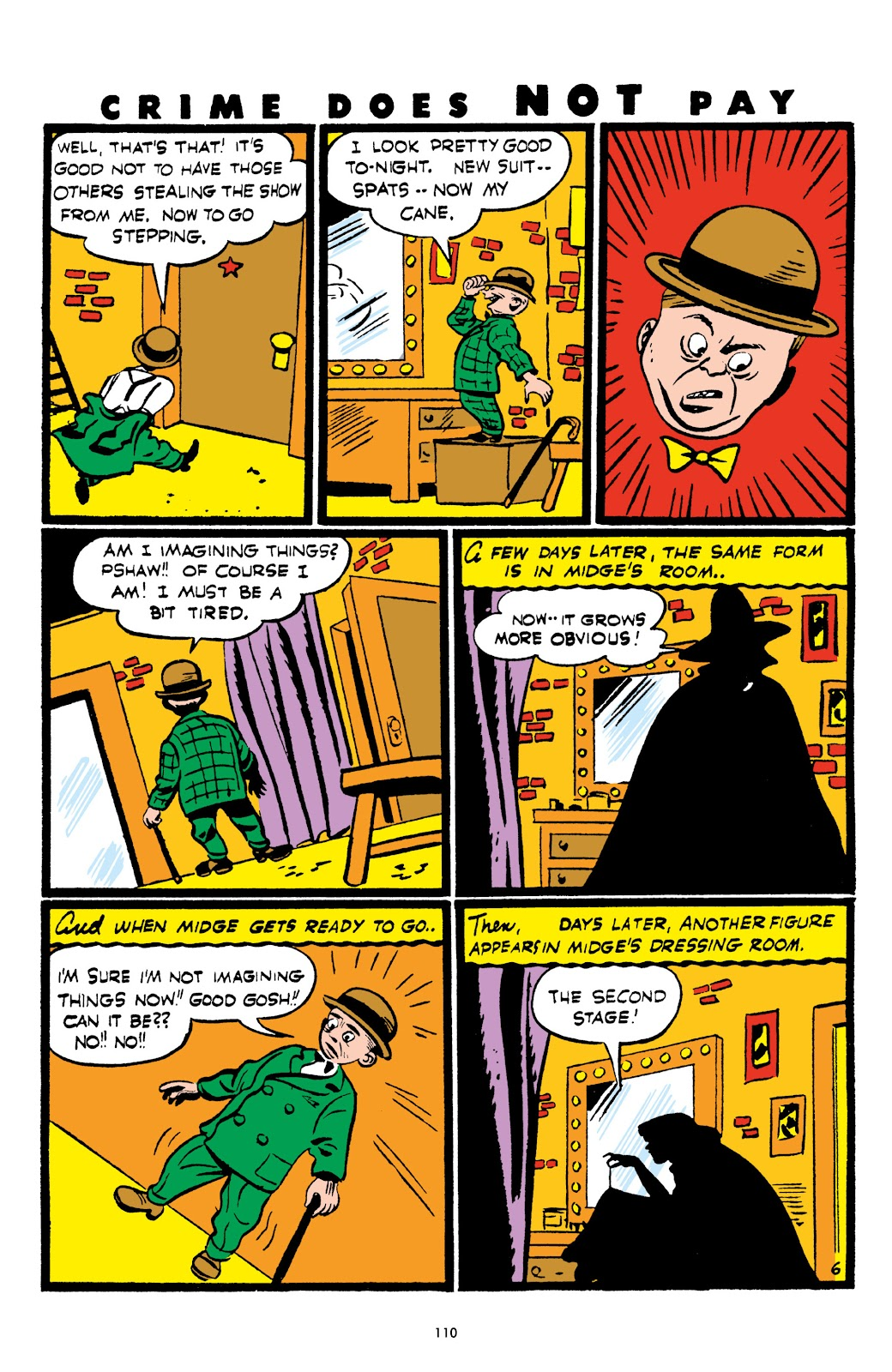 Read online Crime Does Not Pay Archives comic -  Issue # TPB 5 (Part 2) - 10