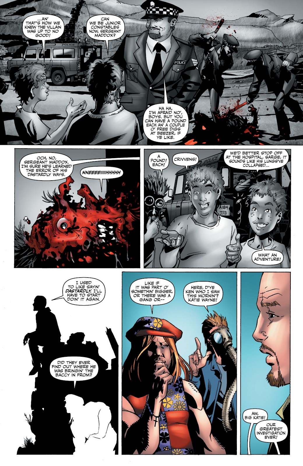 Read online The Boys Omnibus comic -  Issue # TPB 4 (Part 3) - 48