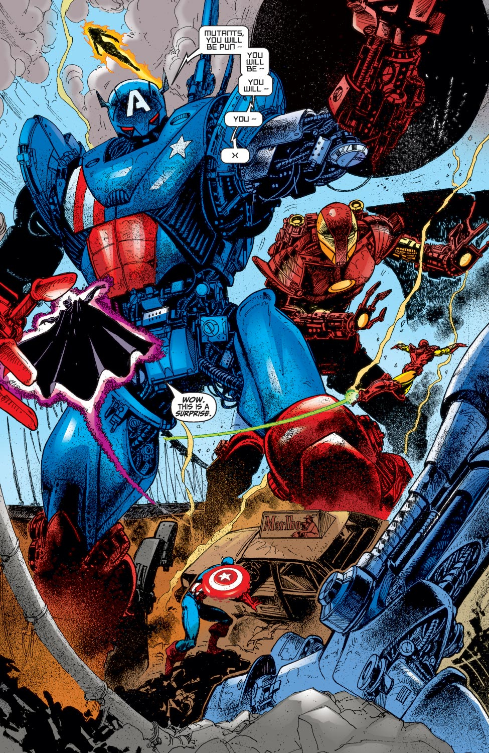 Avengers (1998) issue _Annual_1 - Page 35