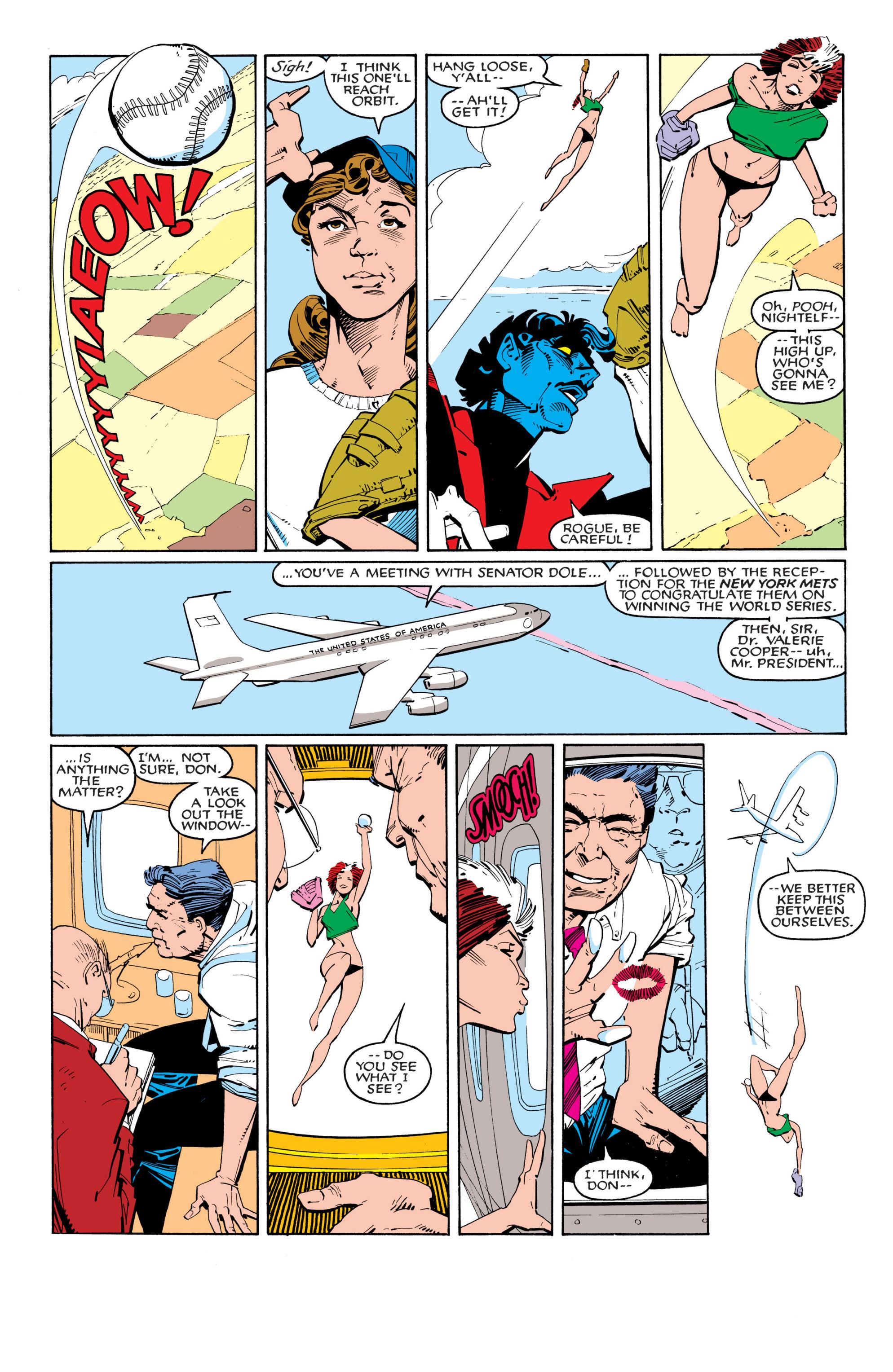 Read online Uncanny X-Men (1963) comic -  Issue #201 - 12