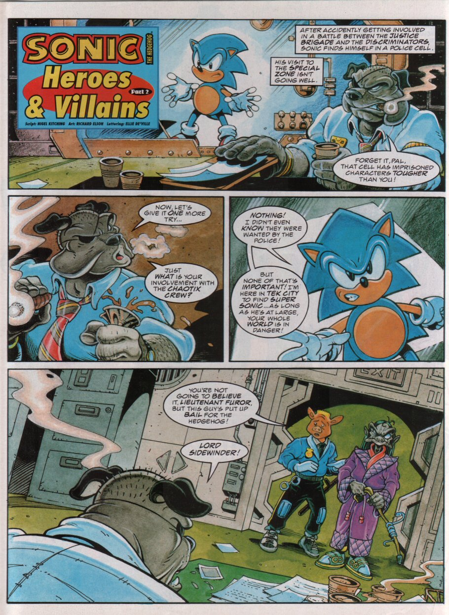 Read online Sonic the Comic comic -  Issue #85 - 3