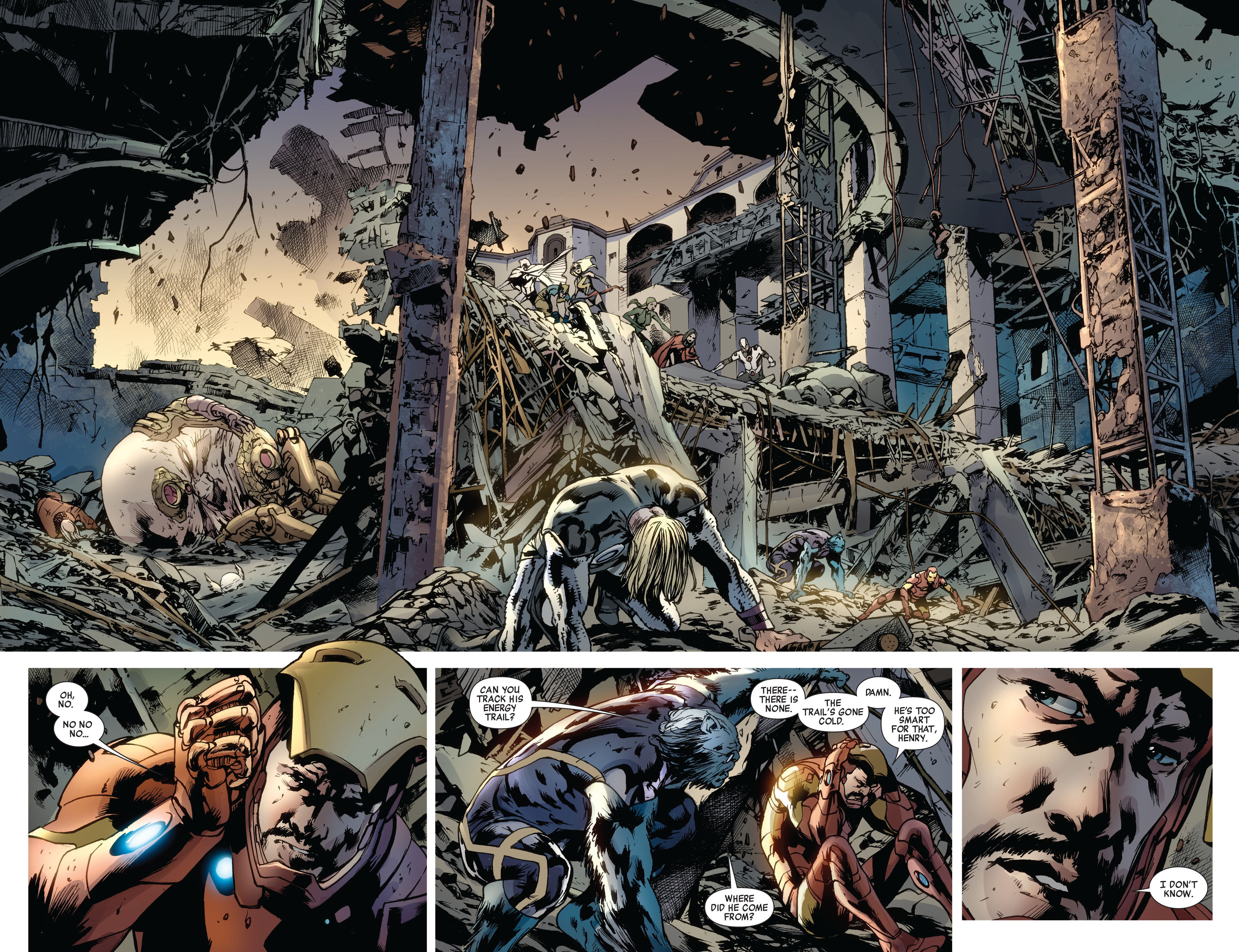 Read online Avengers (2010) comic -  Issue #12.1 - 24