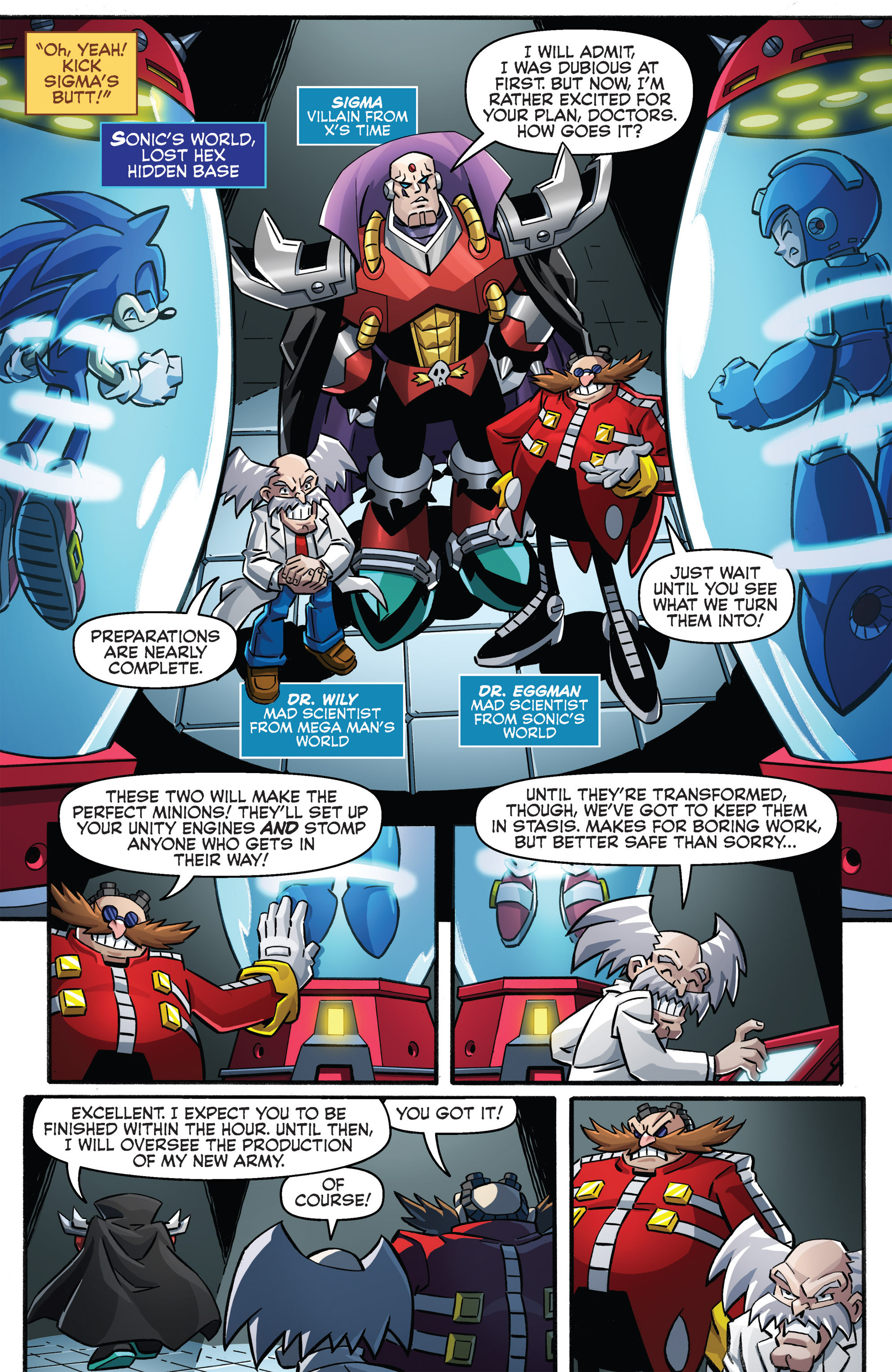Read online Sonic Boom comic -  Issue #8 - 10