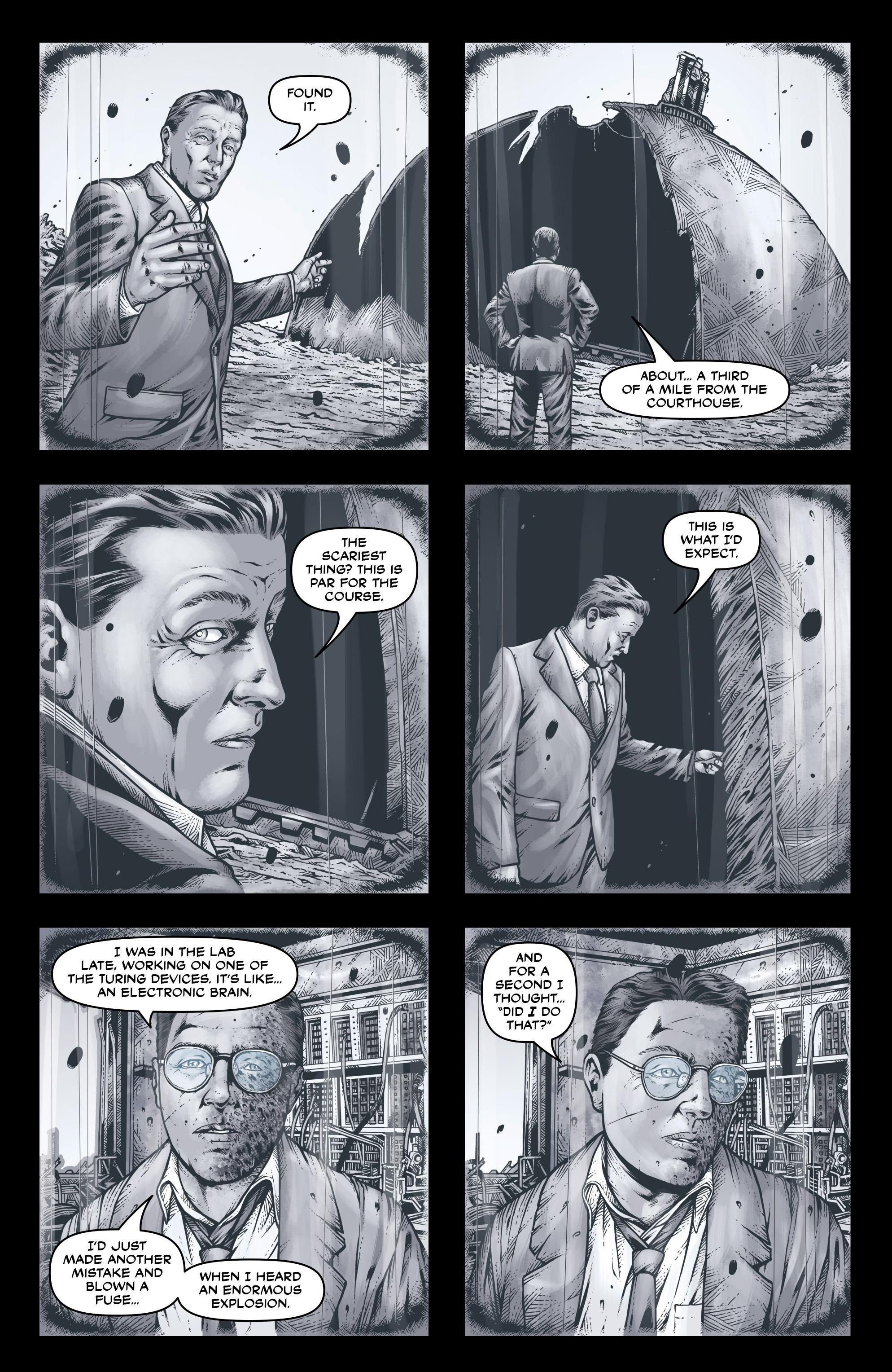 Read online Uber: Invasion comic -  Issue #2 - 6