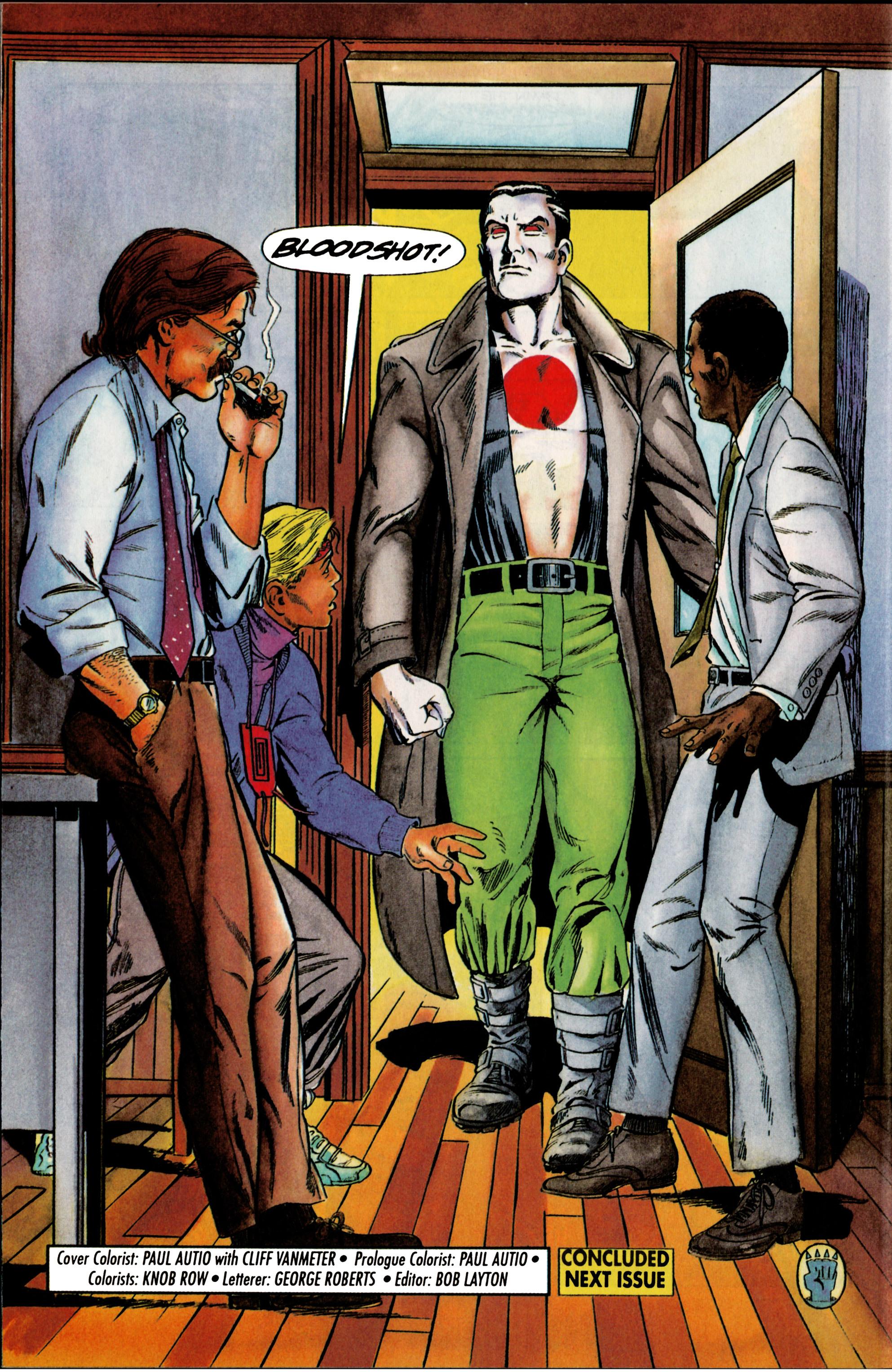 Read online Eternal Warrior (1992) comic -  Issue #13 - 22