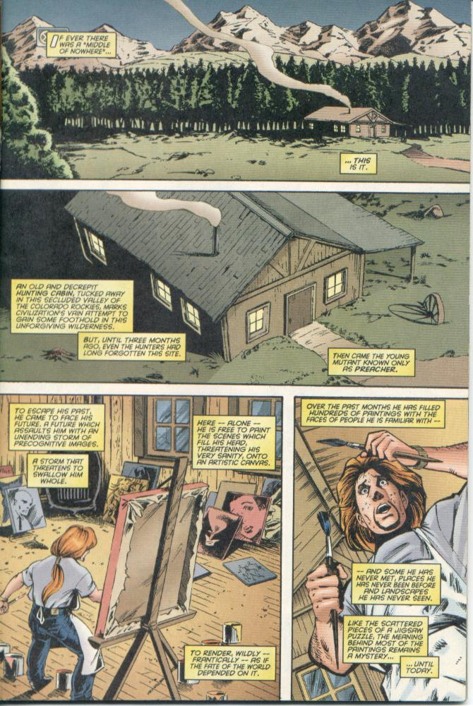 Read online Uncanny X-Men (1963) comic -  Issue # _Annual 1996 - 3